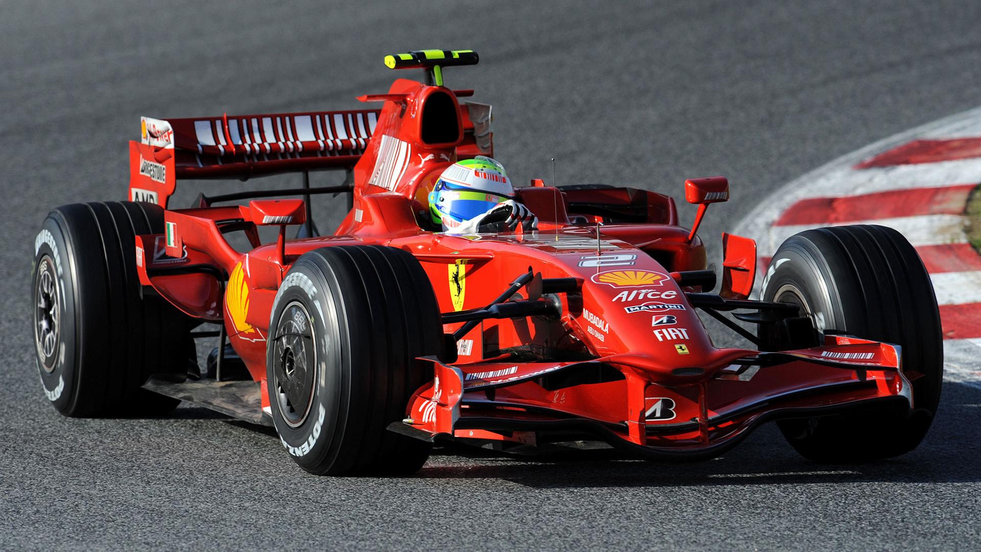 2008 Ferrari F2008 - Wallpapers and HD Images | Car Pixel