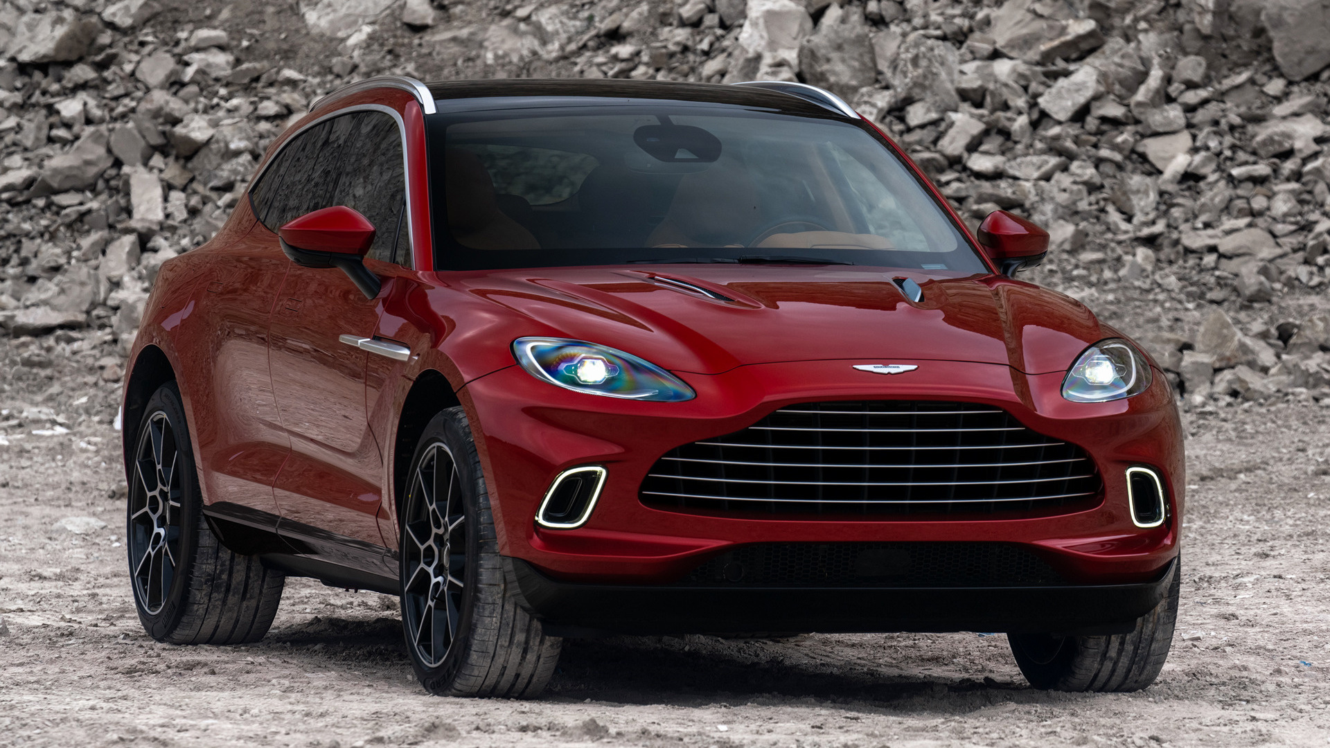 2020 Aston Martin Dbx Wallpapers And Hd Images Car Pixel