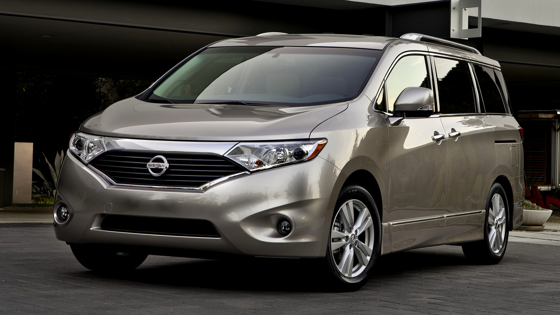 Nissan Quest (2010) Wallpapers and HD Images - Car Pixel