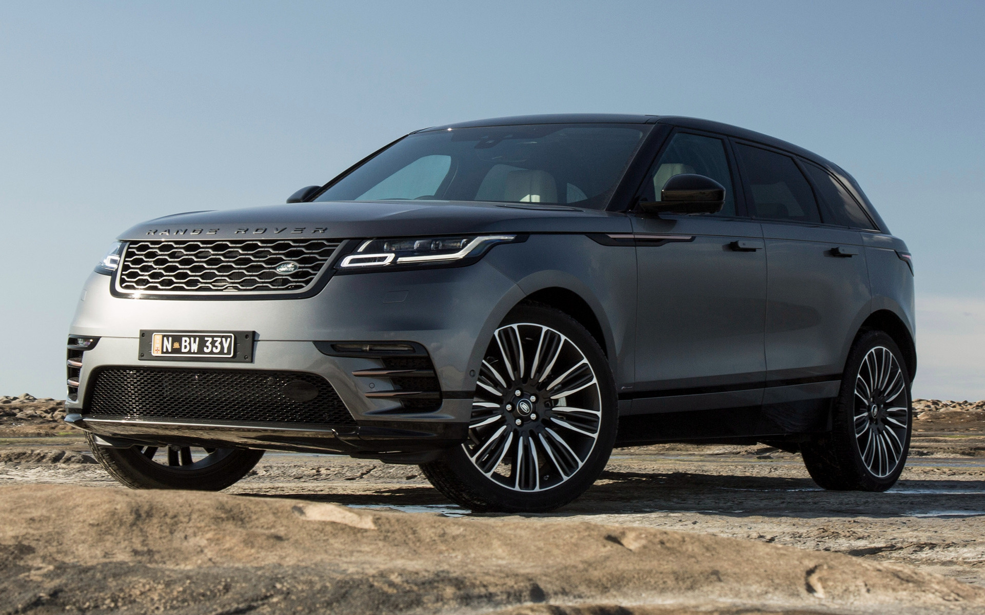 2017 Range Rover Velar R Dynamic Au Wallpapers And Hd