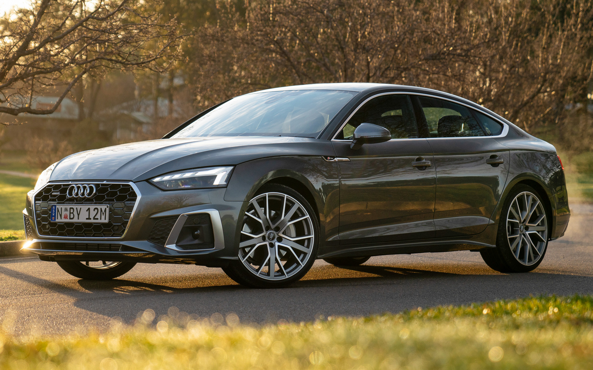 2020 Audi A5 Sportback S Line Au Wallpapers And Hd Images Car Pixel