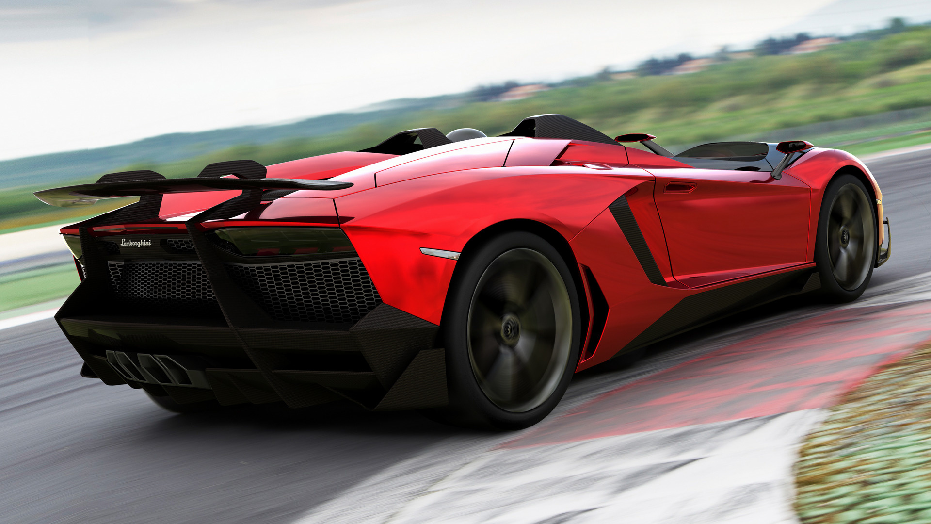 Lamborghini Aventador J (2012) Wallpapers and HD Images ...