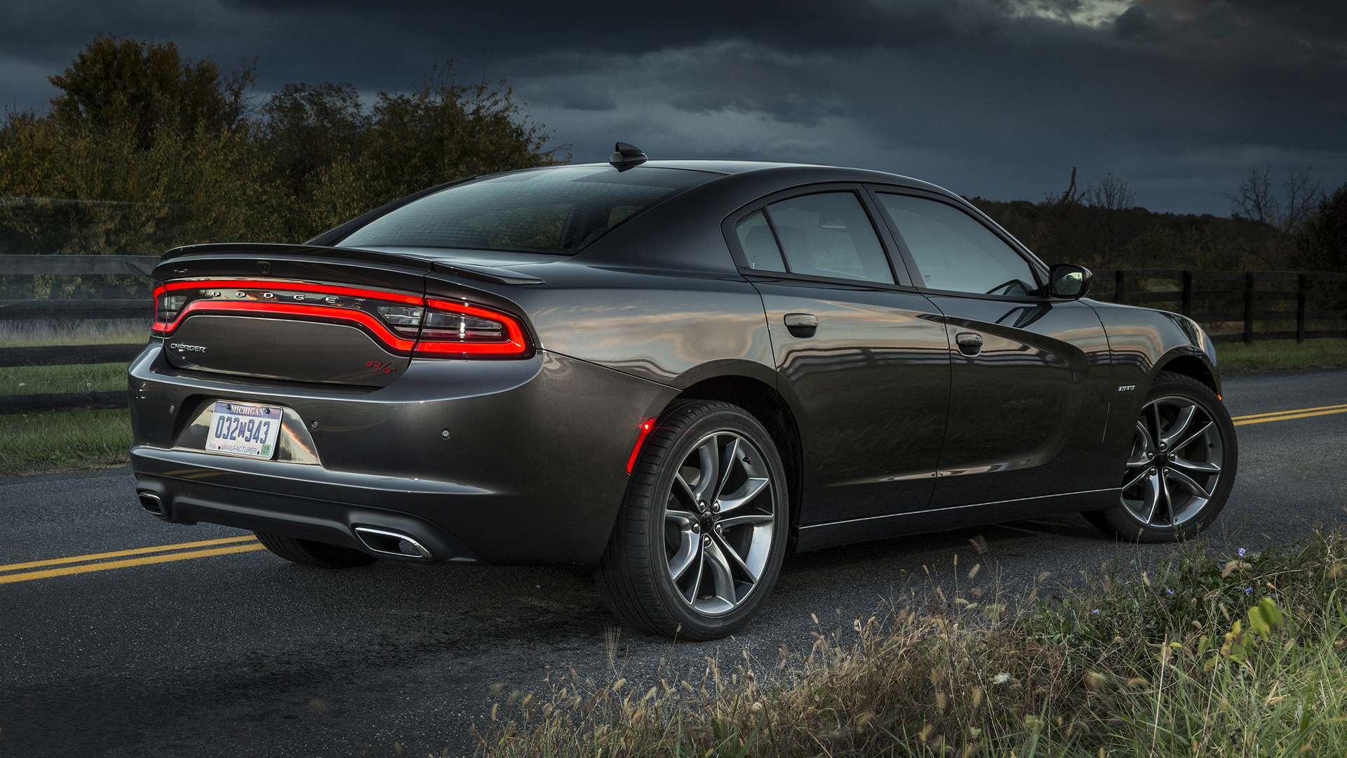2015 Dodge Charger R T Road Amp Track Wallpapers And Hd