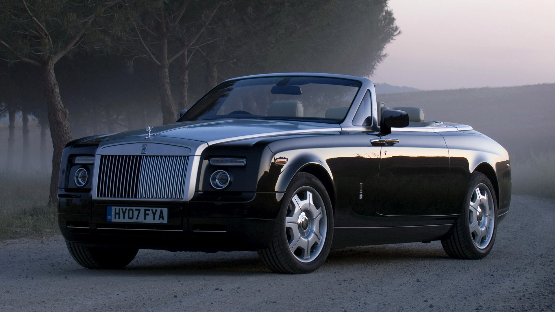 Rolls Royce Phantom Drophead Coupe 2008 Wallpapers And