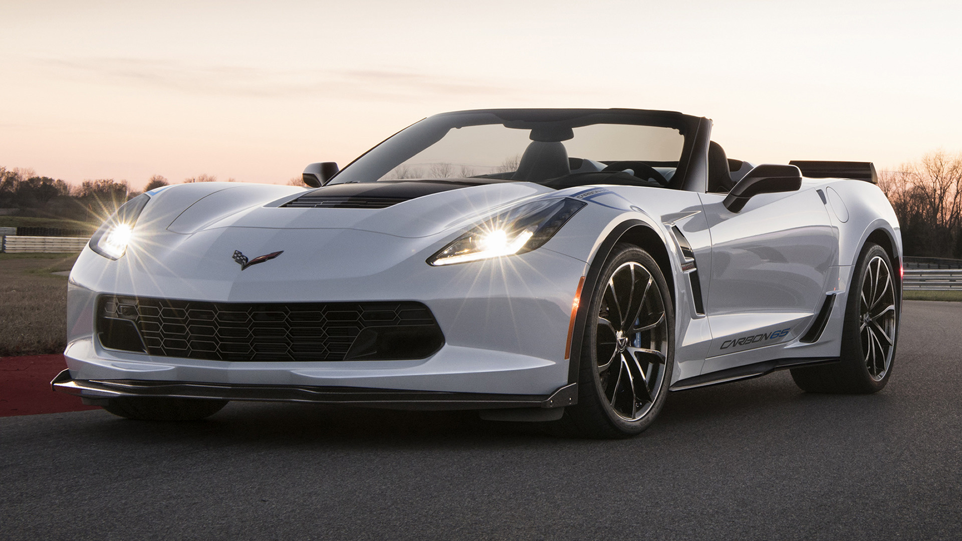 Corvette grand sport 2017 wallpapers and hd images car pixel - Chevrolet Corvette Grand Sport Convertible Carbon 65