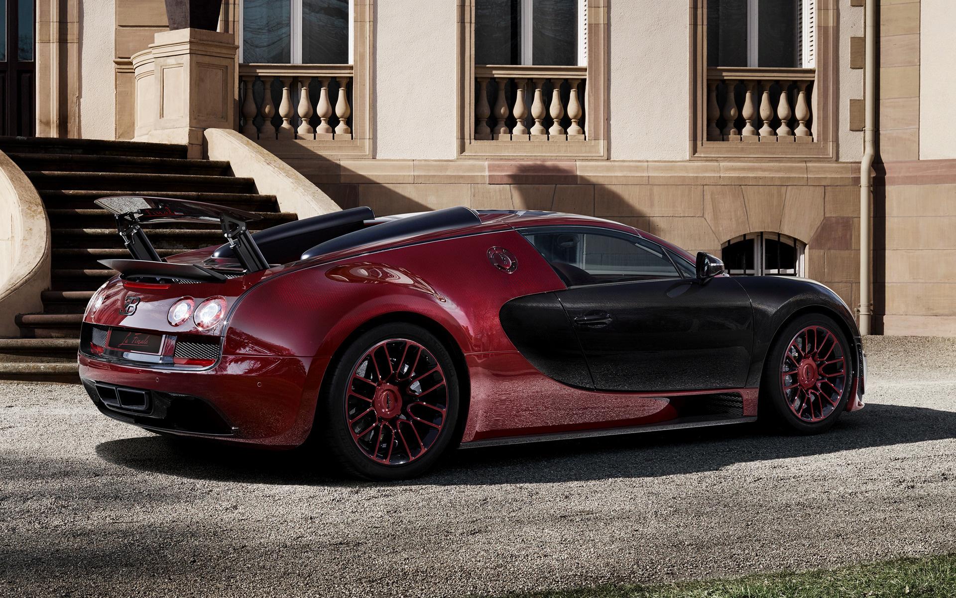 Bugatti Veyron Grand Sport Vitesse Wallpaper Hd: 2015 Bugatti Veyron Grand Sport Vitesse La Finale