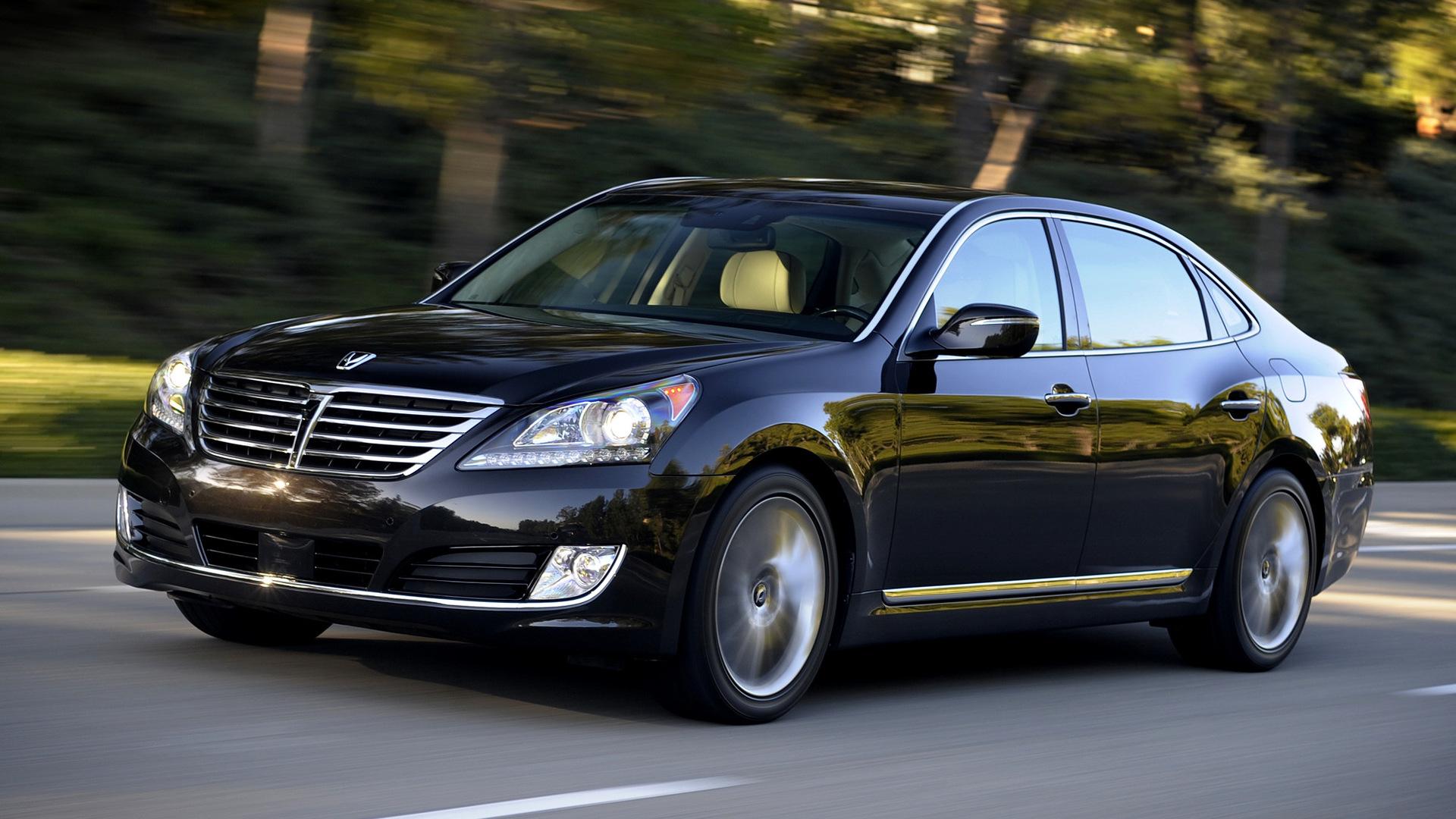 2013 Hyundai Equus Buy A 2013 Hyundai Equus Autobytel Com Pictures to ...
