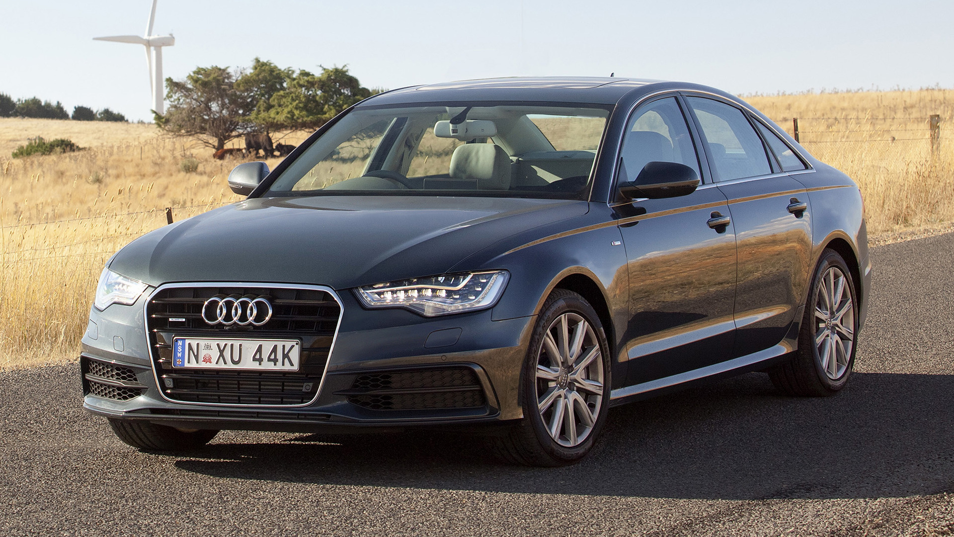 2011 Audi A6 Sedan S line (AU) - Wallpapers and HD Images ...