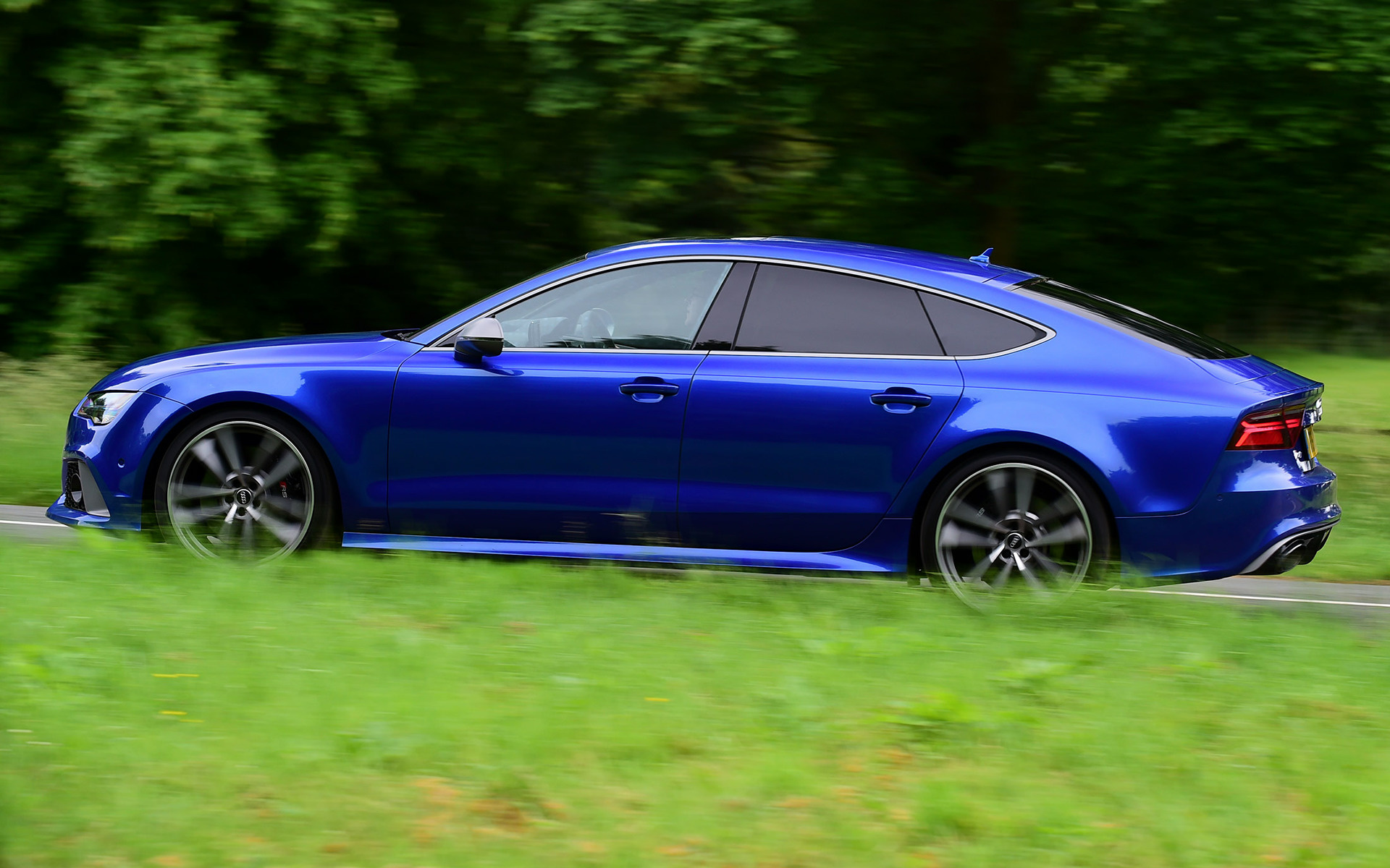 Audi Piloted Driving >> 2016 Audi RS 7 Sportback Performance (UK) - Wallpapers and ...