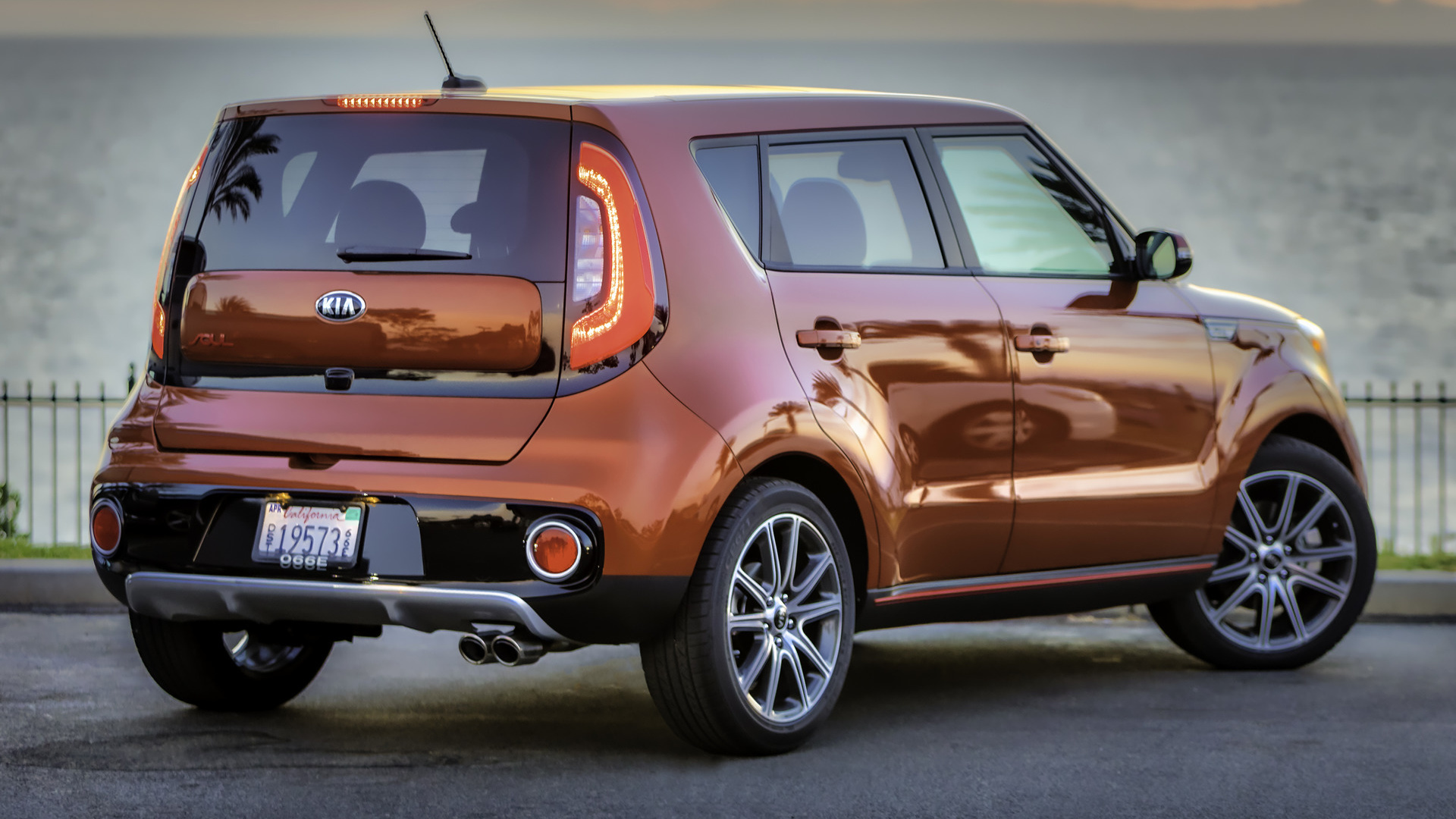 Kia Soul 2017 Us Wallpapers And Hd Images Car Pixel