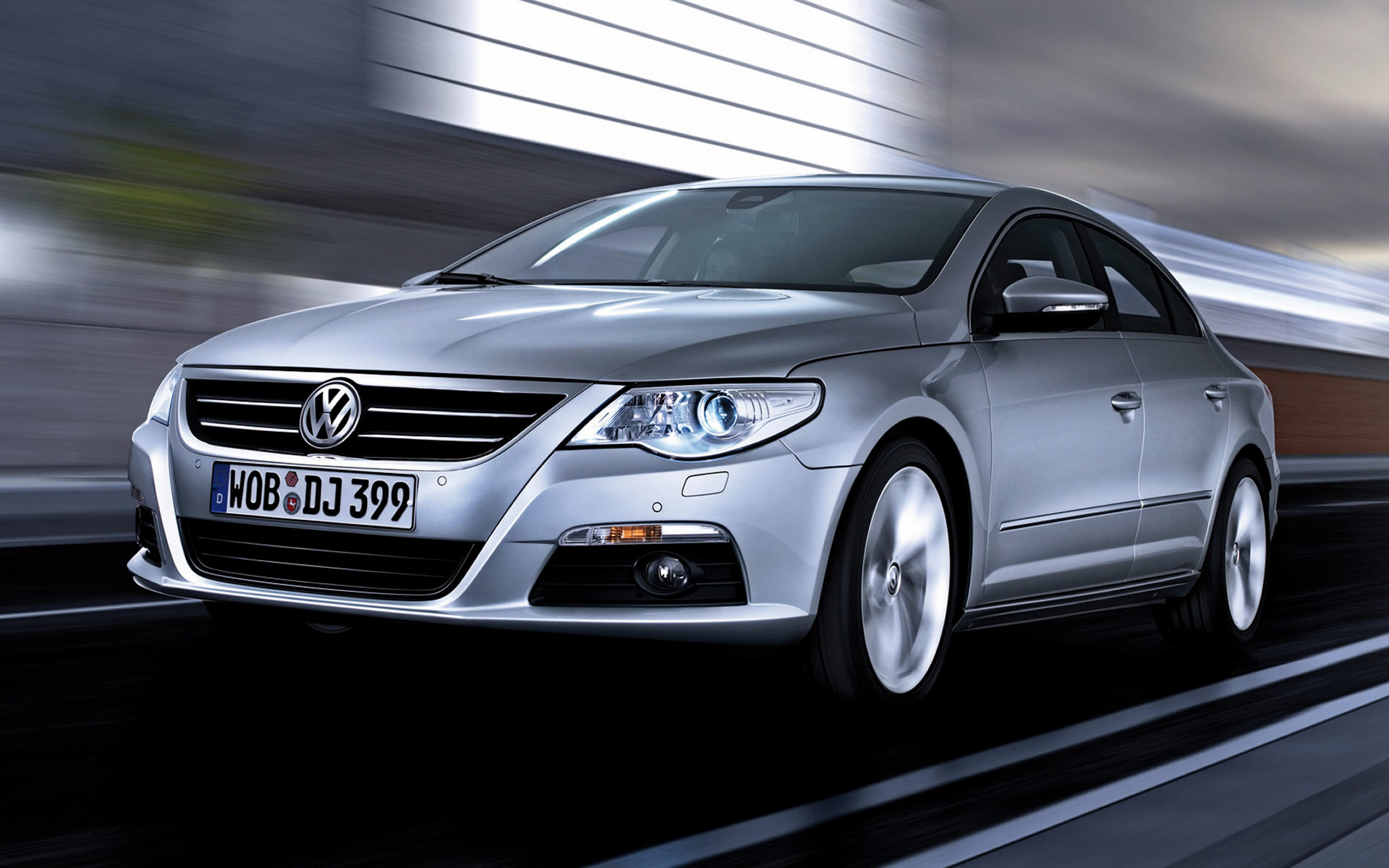 2008 Volkswagen Passat Cc Wallpapers And Hd Images Car Pixel
