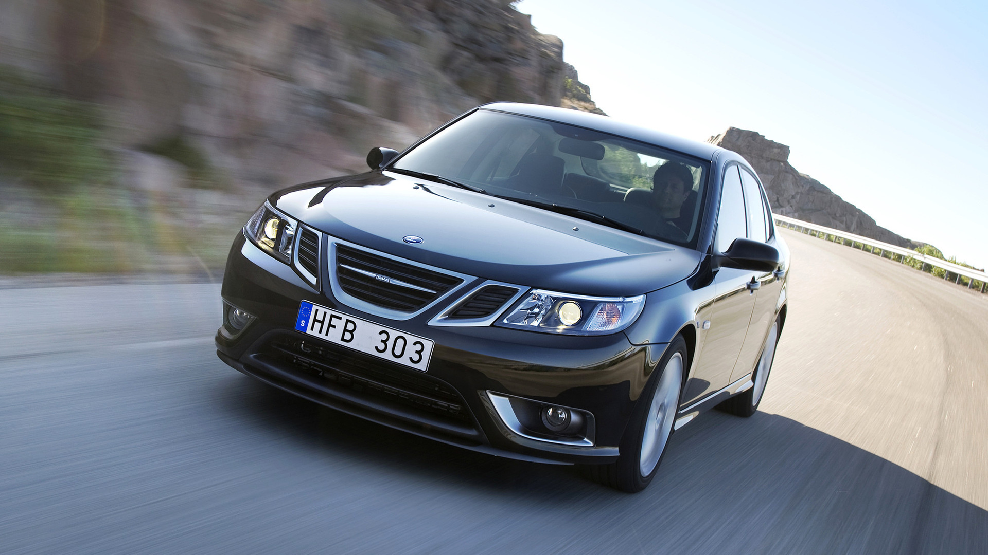 2008 Saab 9 3 Aero >> 2008 Saab 9-3 Turbo X Sport Sedan - Wallpapers and HD ...