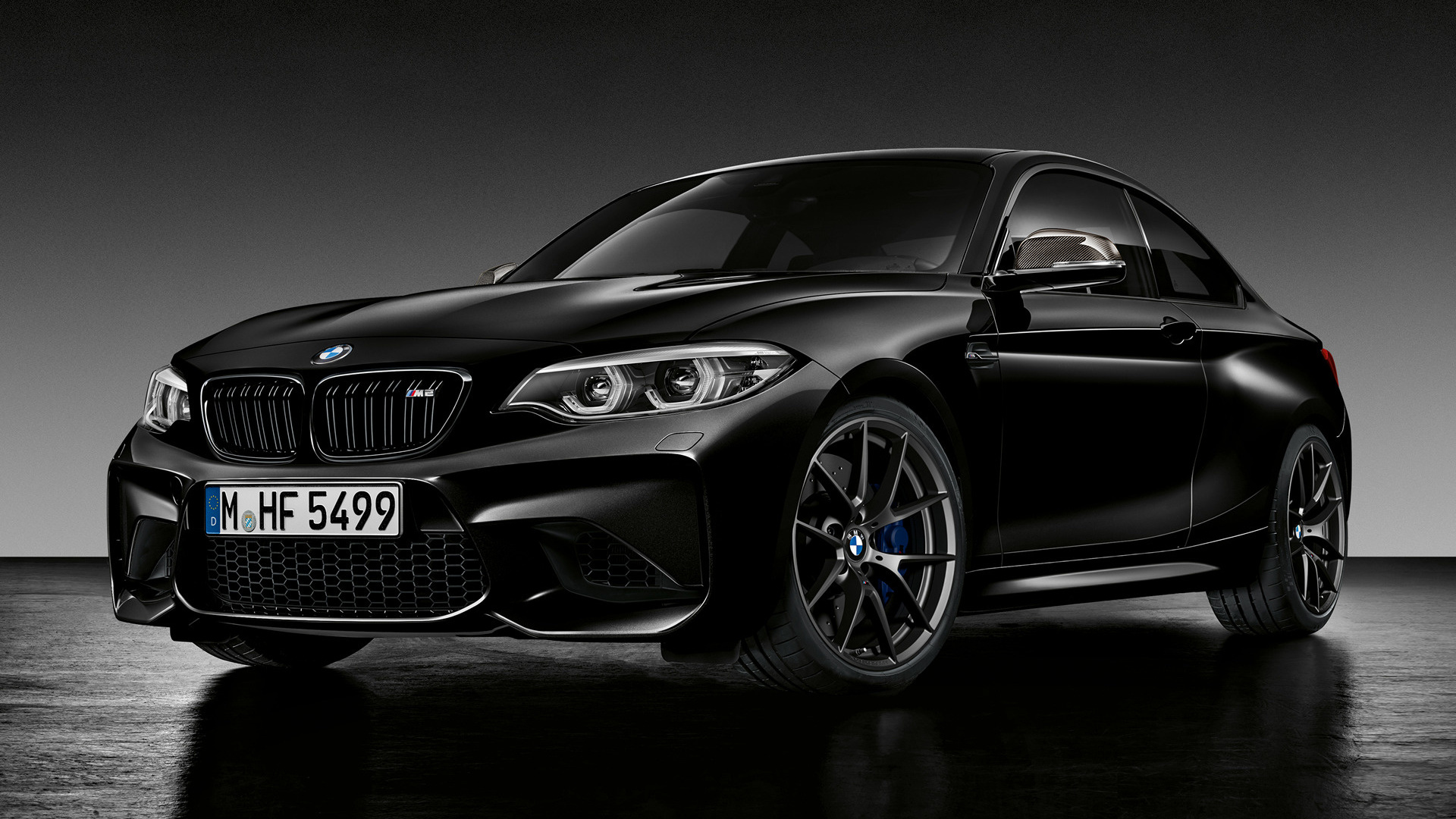 2018 BMW M2 Coupe Black Shadow Edition - Wallpapers and HD ...