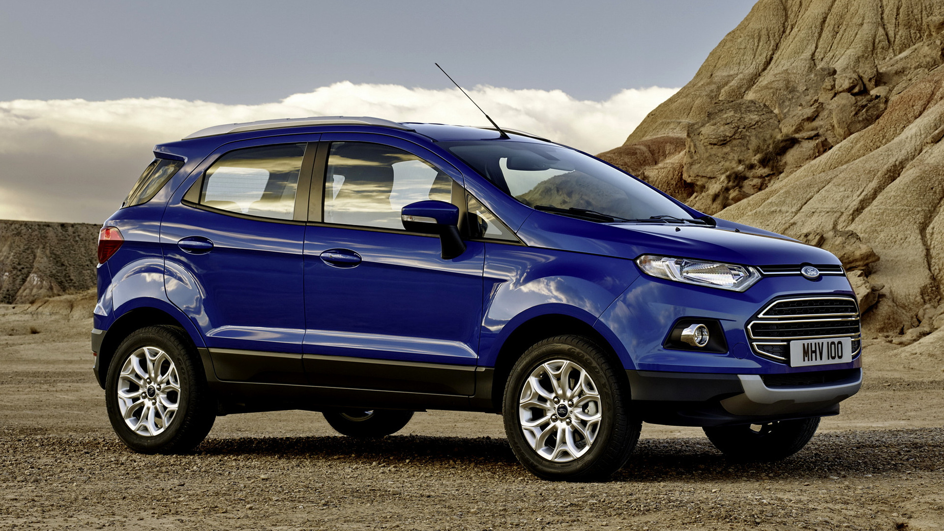 ford ecosport (2014) eu wallpapers and hd images - car pixel