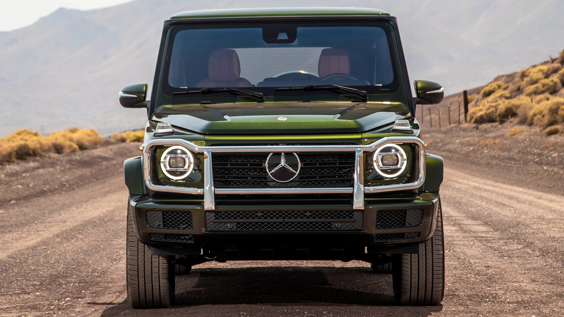 Mercedes Benz G Class 2019 Us Wallpapers And Hd Images Car Pixel