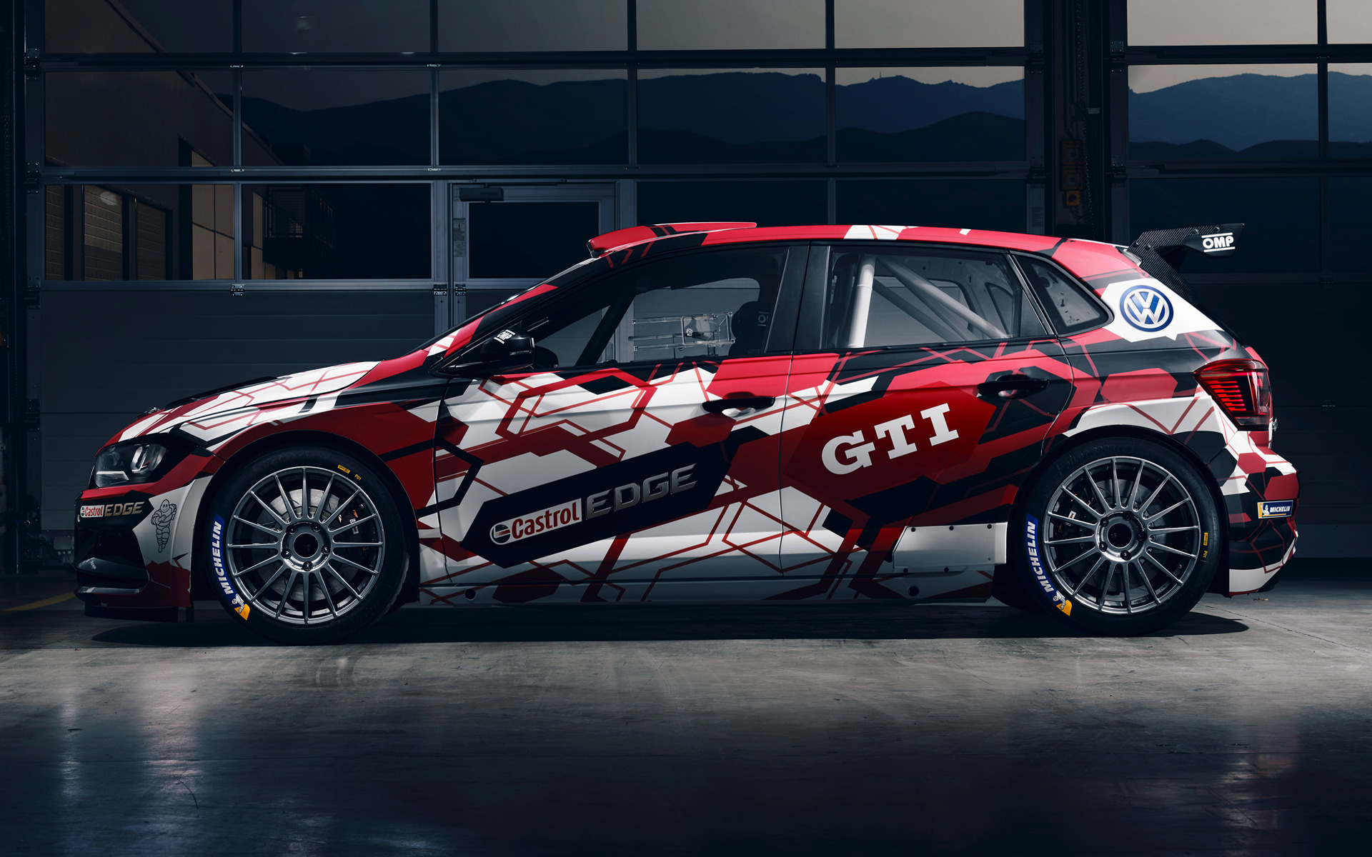 2019 Volkswagen Polo GTI R5 Wallpapers And HD Images