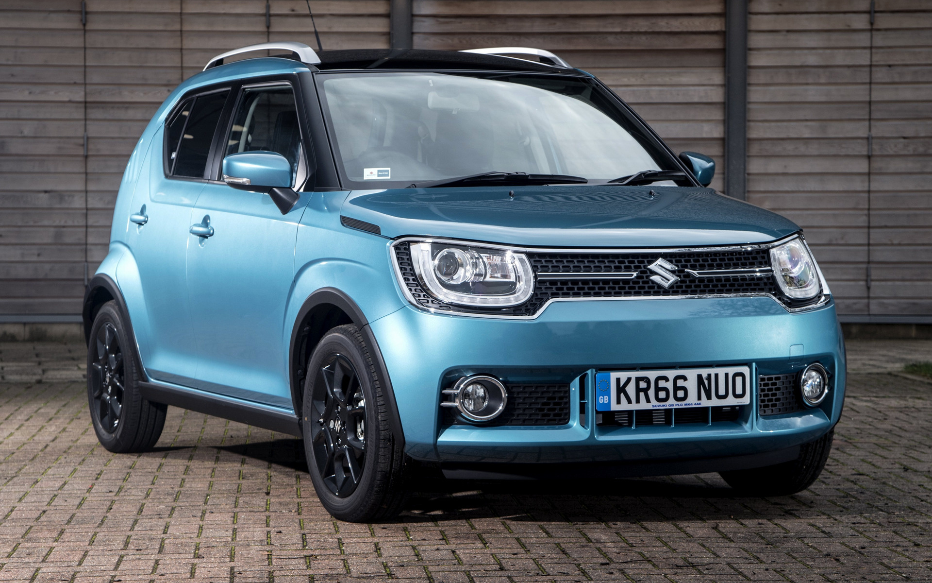 suzuki ignis 2016 uk wallpapers and hd images car pixel. Black Bedroom Furniture Sets. Home Design Ideas