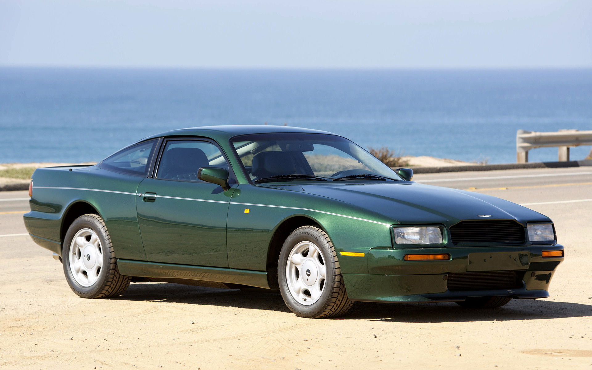 1989 Aston Martin Virage Us Wallpapers And Hd Images Car Pixel