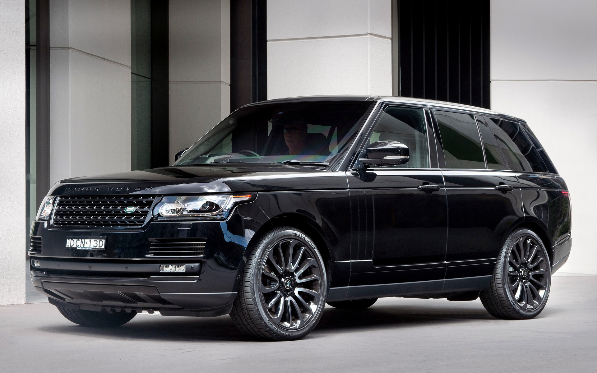 2013 Range Rover Vogue Se Black Design Pack Au