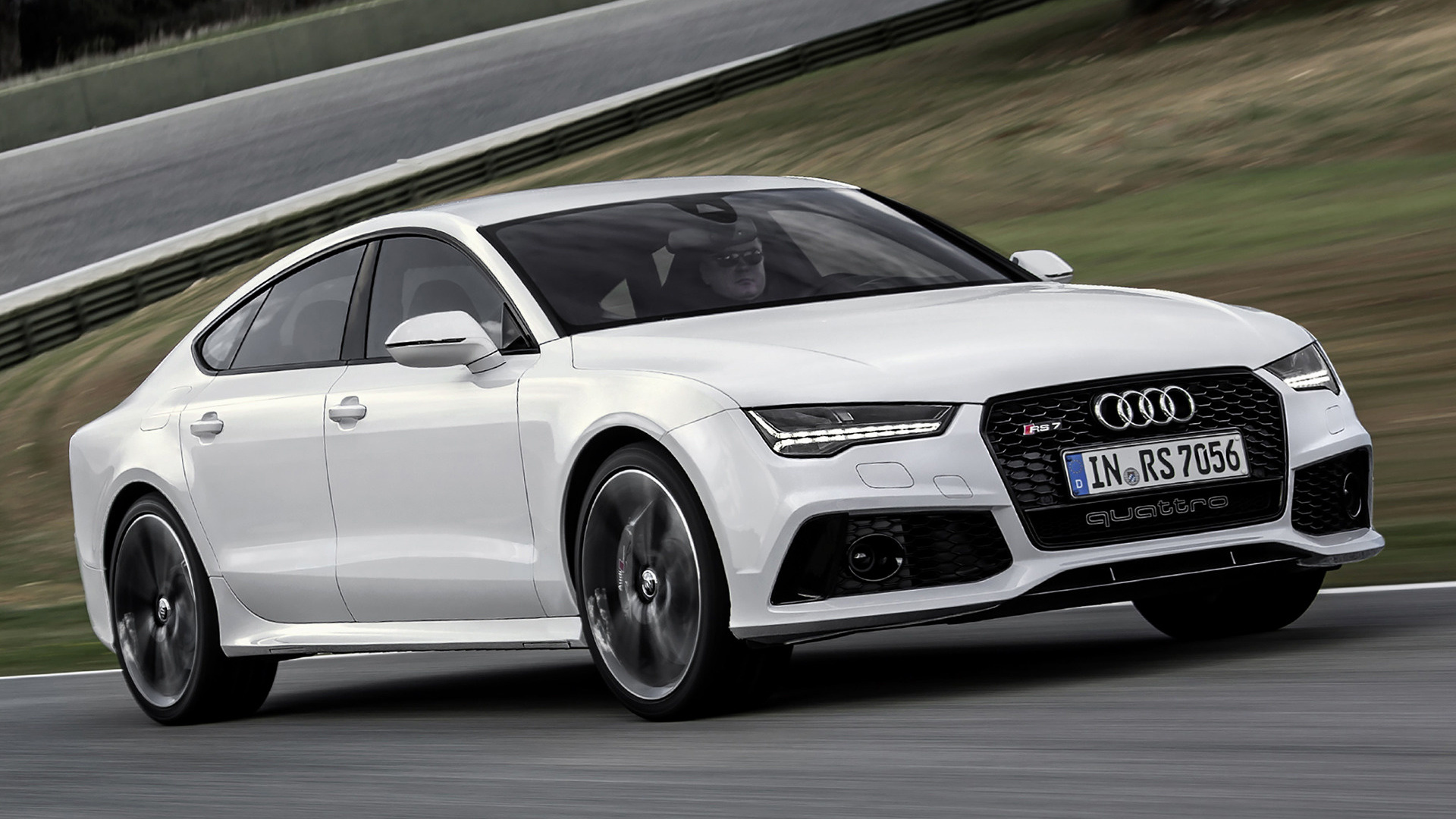 Audi Rs 7 Sportback 2014 Wallpapers And Hd Images Car Pixel