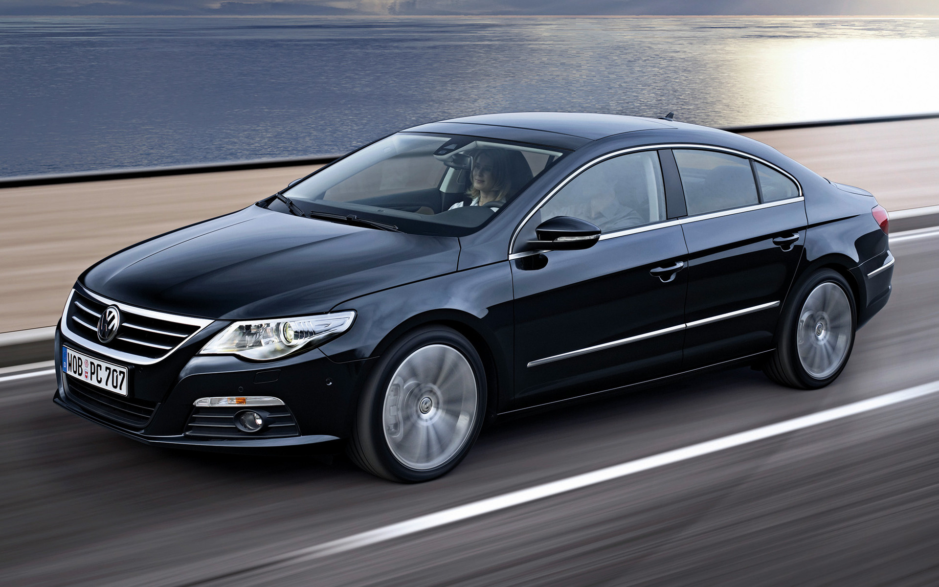 2008 Volkswagen Passat Cc Individual Wallpapers And Hd Images Car Pixel