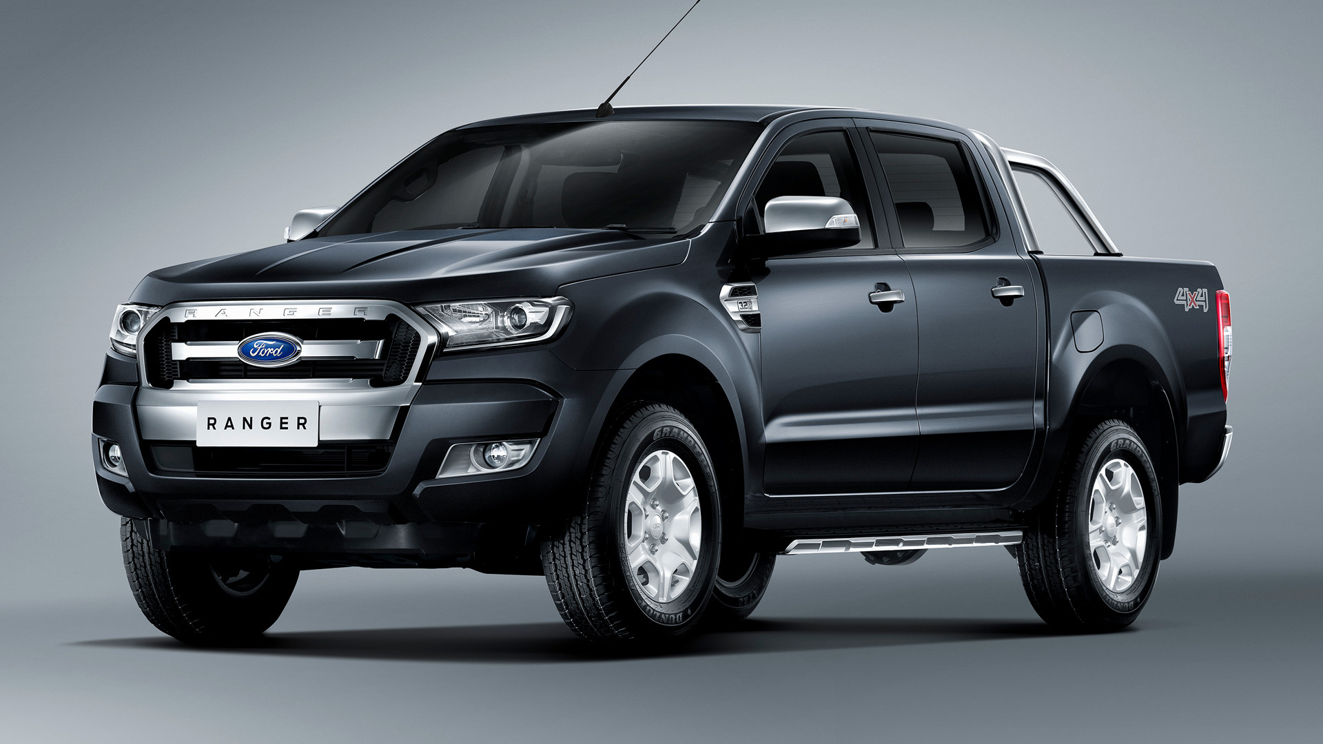 Ford Ranger Double Cab XLT (2015) TH Wallpapers and HD ...