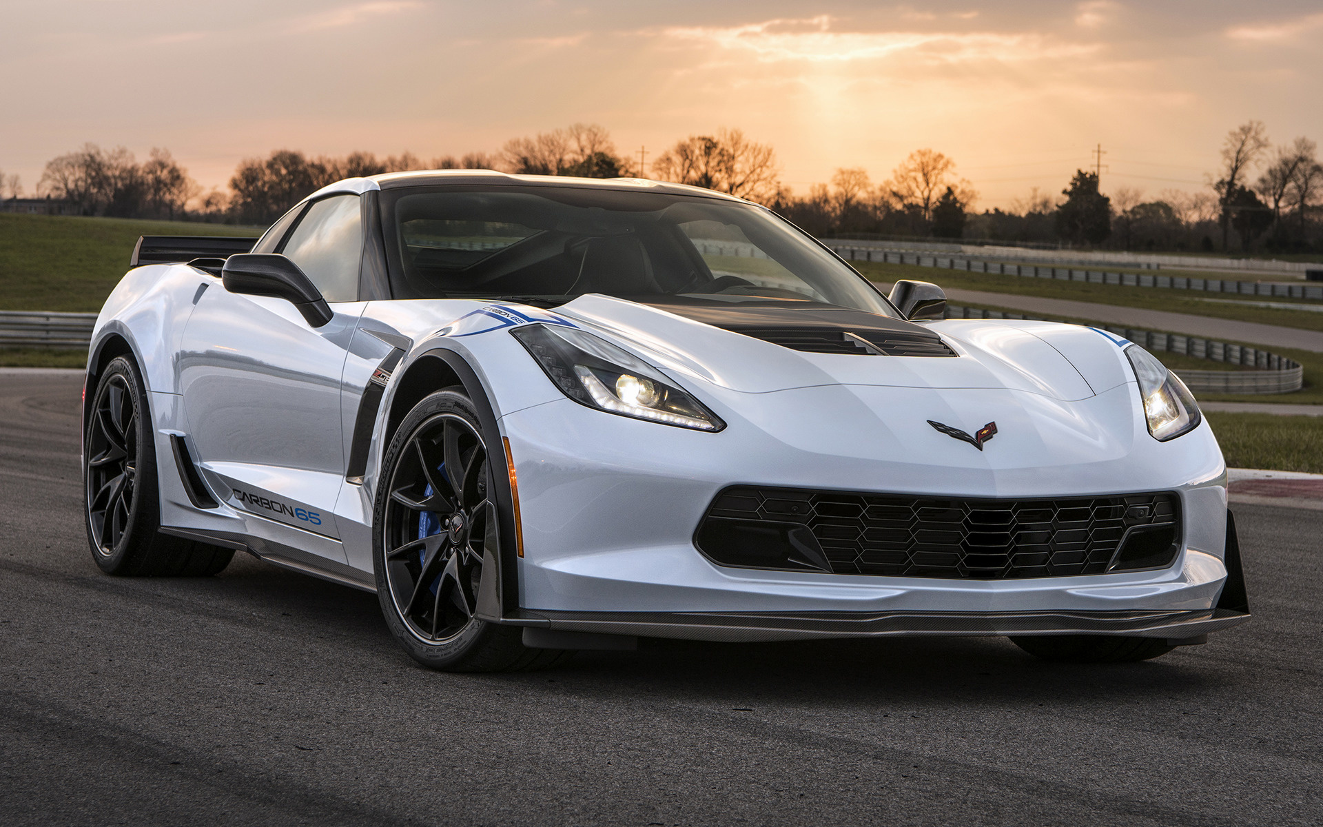 Chevrolet Corvette Z06 Carbon 65 Edition 2018 Wallpapers And HD