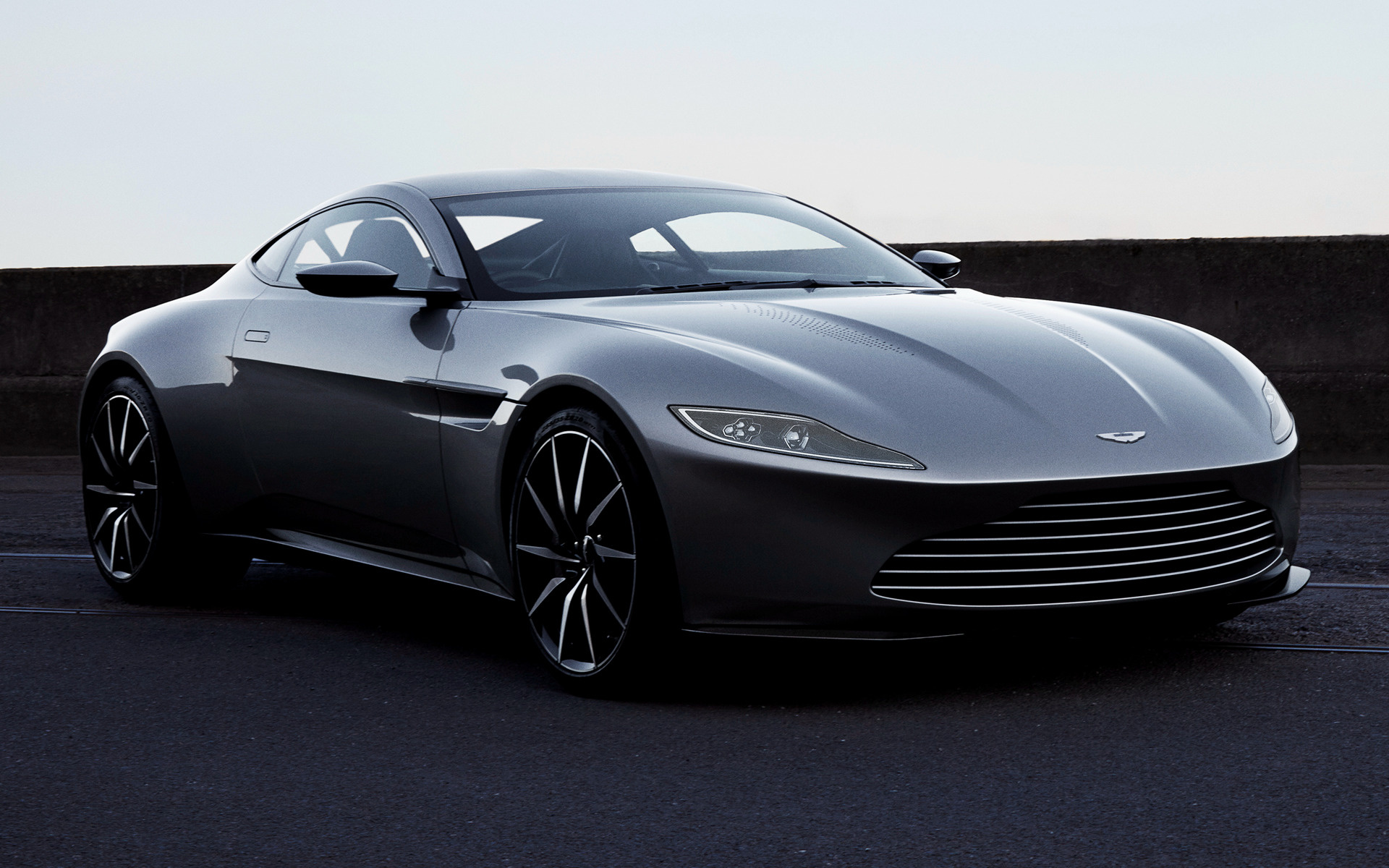 Volvo Sports Car >> Aston Martin DB10 (2015) Wallpapers and HD Images - Car Pixel