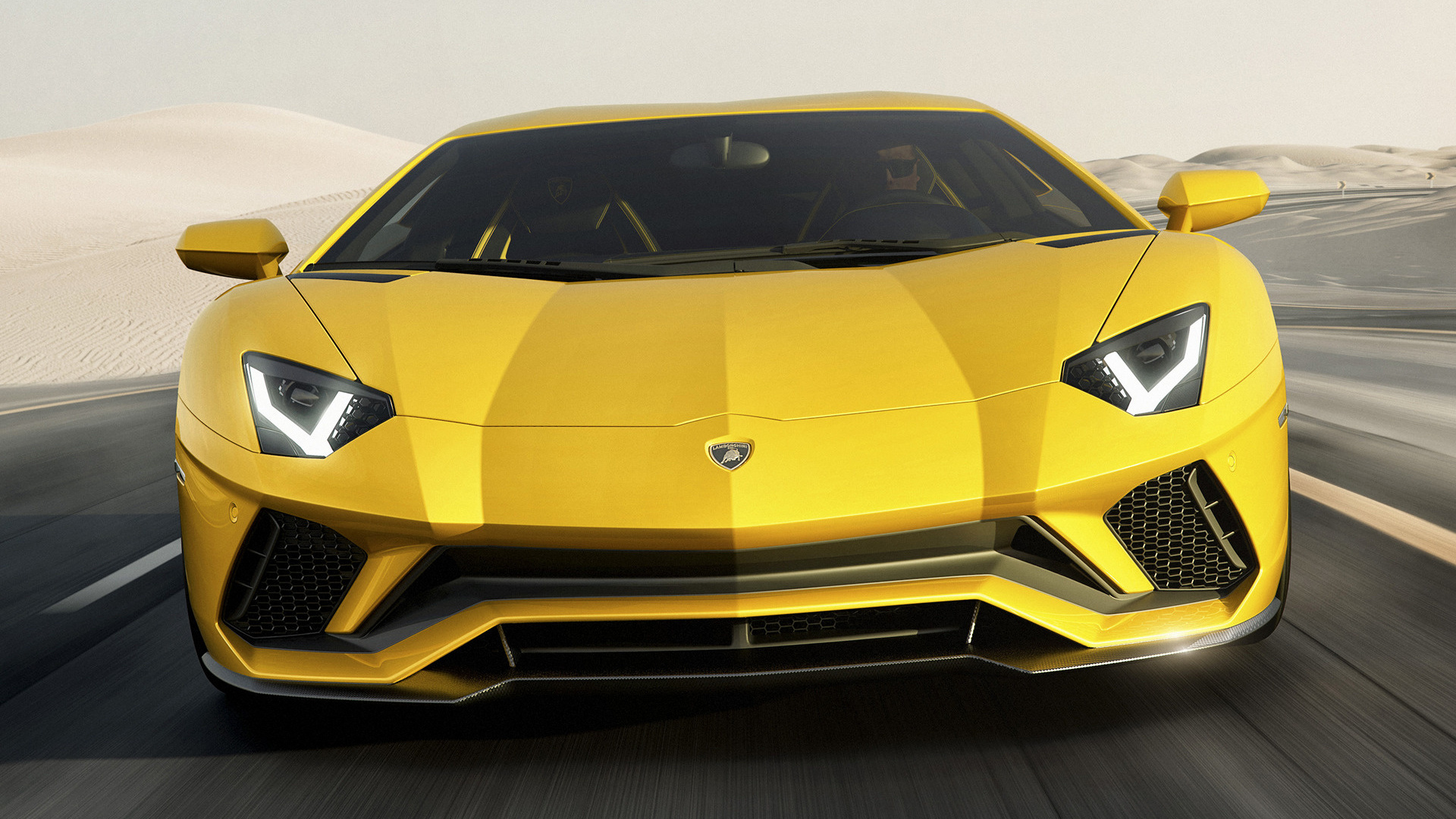 2016 Dodge Ram >> 2017 Lamborghini Aventador S - Wallpapers and HD Images ...