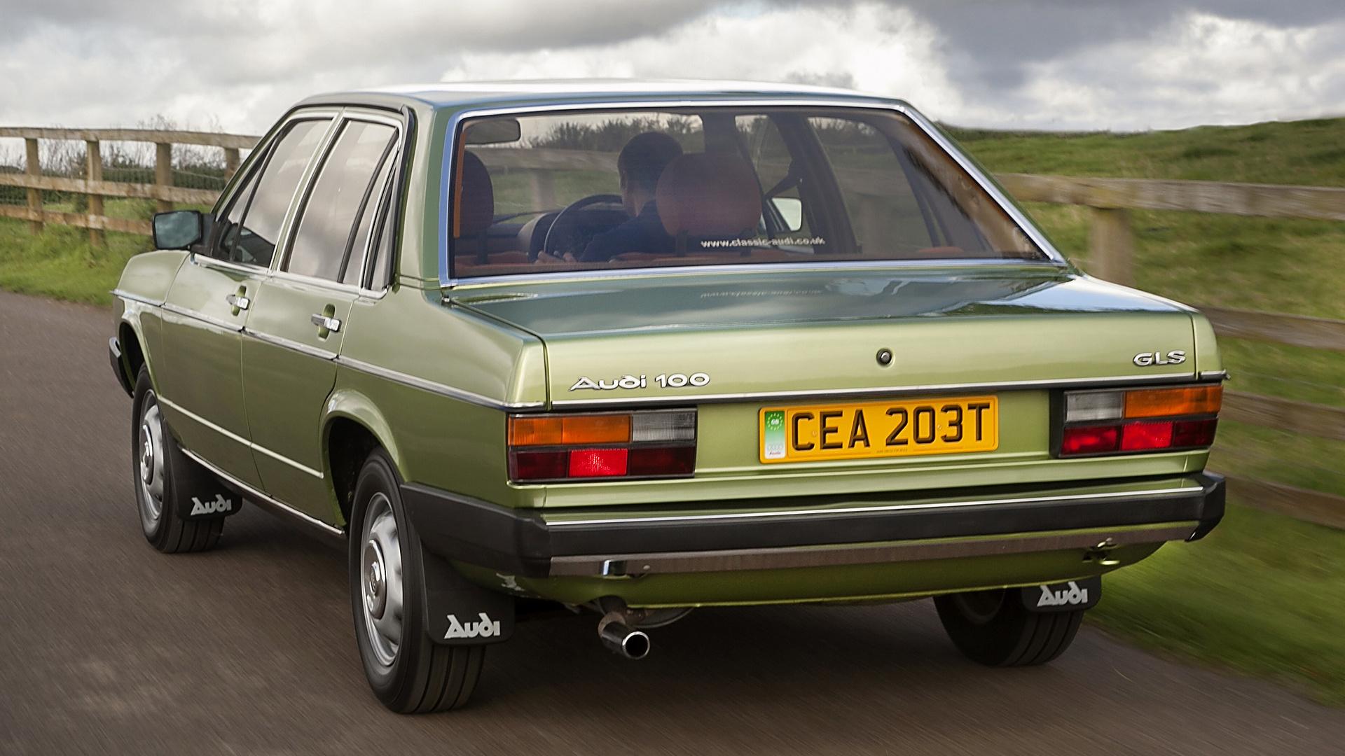 1976 Audi 100 (UK) - Wallpapers and HD Images   Car Pixel