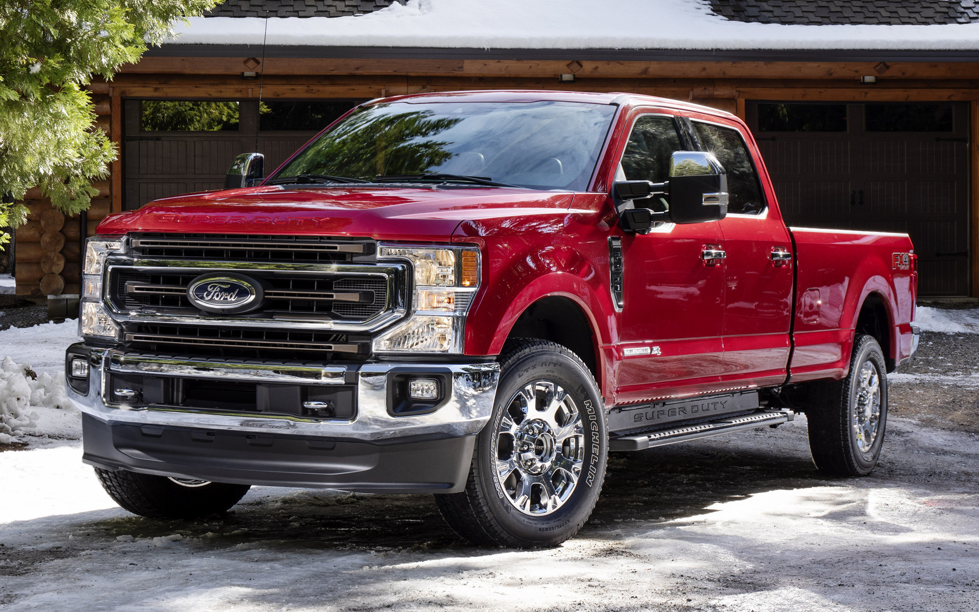 2020 Ford F-250 Super Duty King Ranch Crew Cab FX4 Package ...