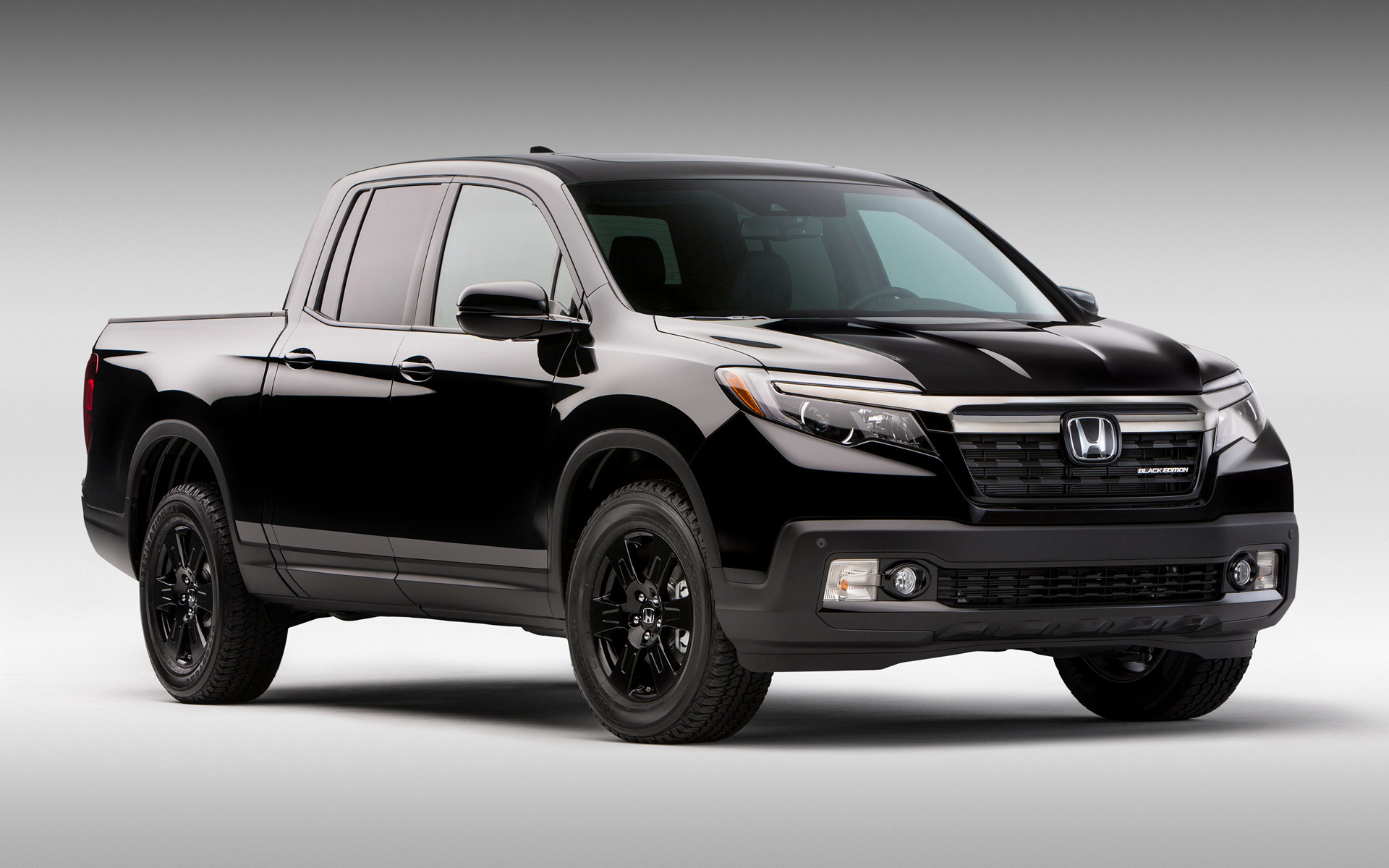 2017 Honda Ridgeline Black Edition - Wallpapers and HD ...