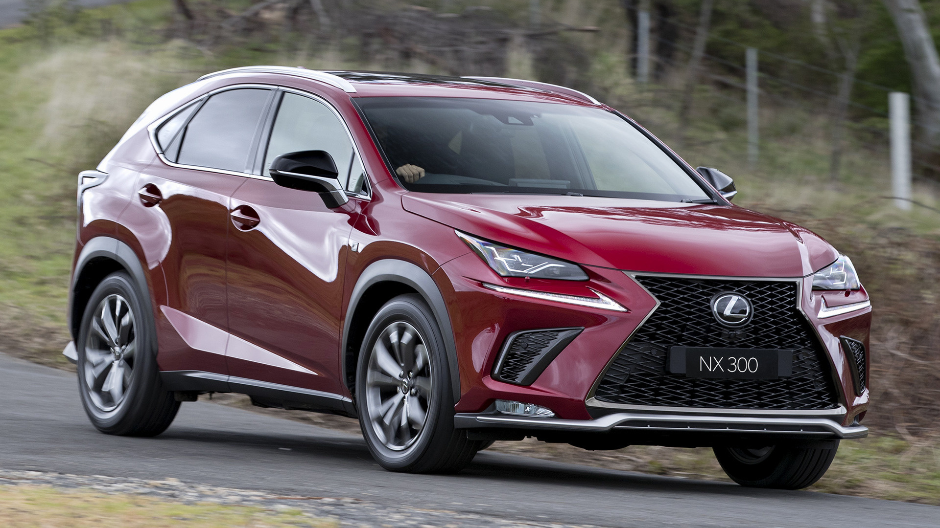 lexus nx f sport 2017 au wallpapers and hd images car pixel. Black Bedroom Furniture Sets. Home Design Ideas