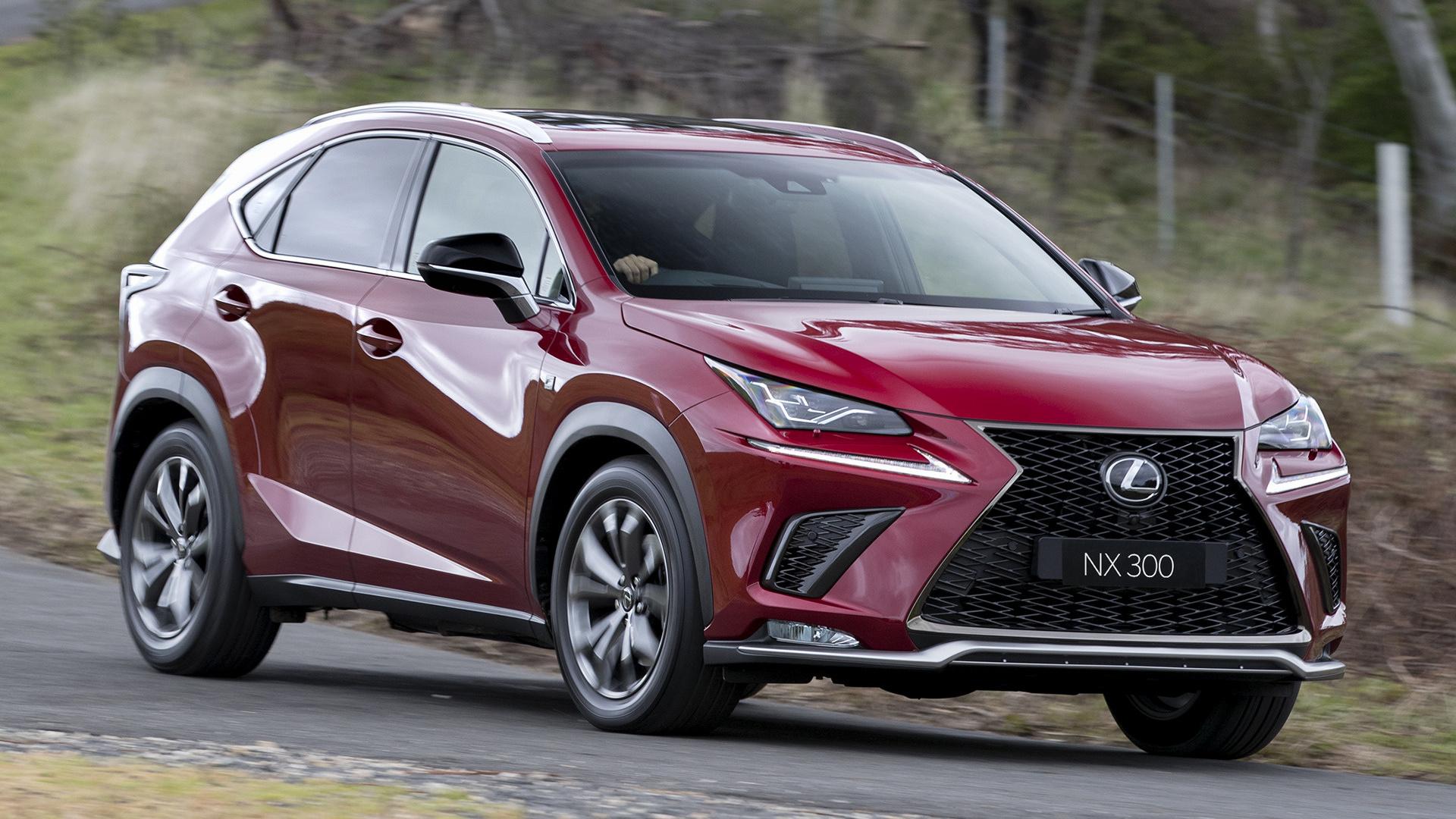 Lexus Nx Hybrid >> 2017 Lexus NX F Sport (AU) - Wallpapers and HD Images ...