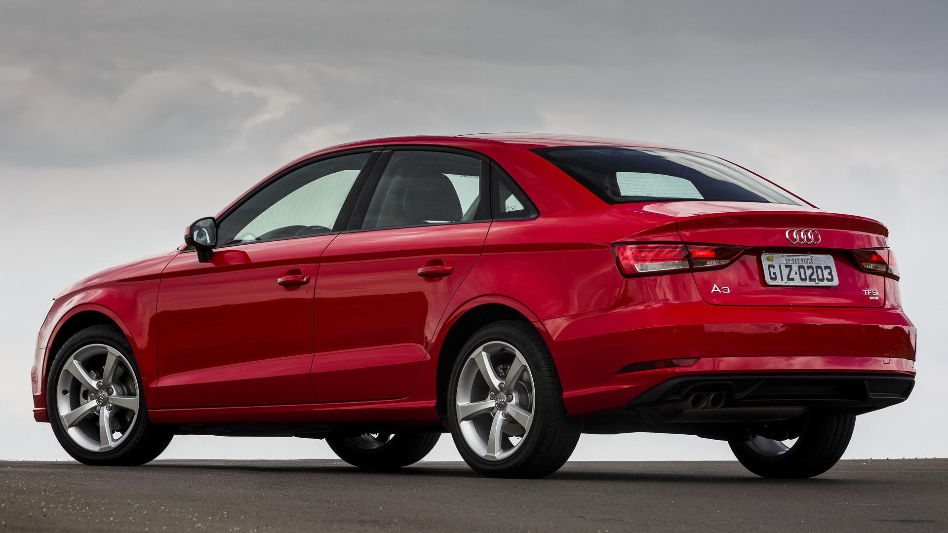 2017 Audi A3 Sedan  Br