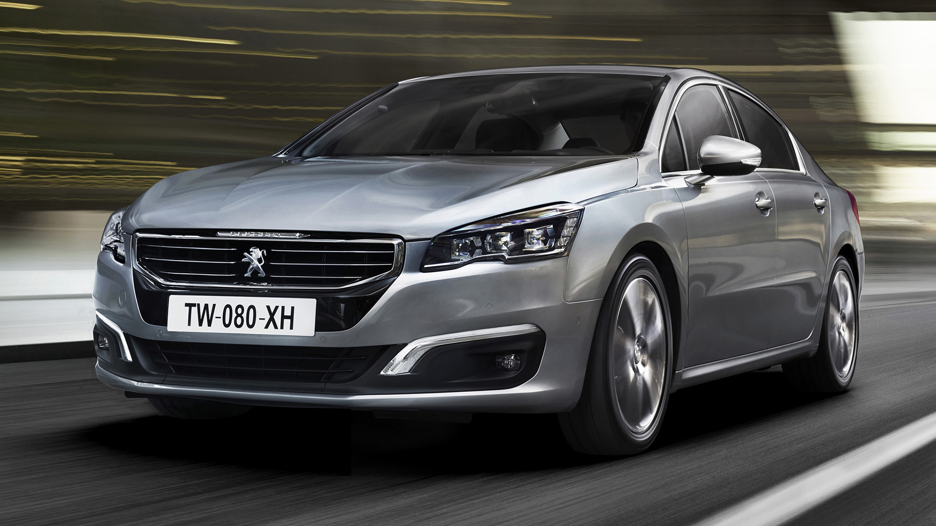 Peugeot 508 (2014) Wallpapers and HD Images - Car Pixel
