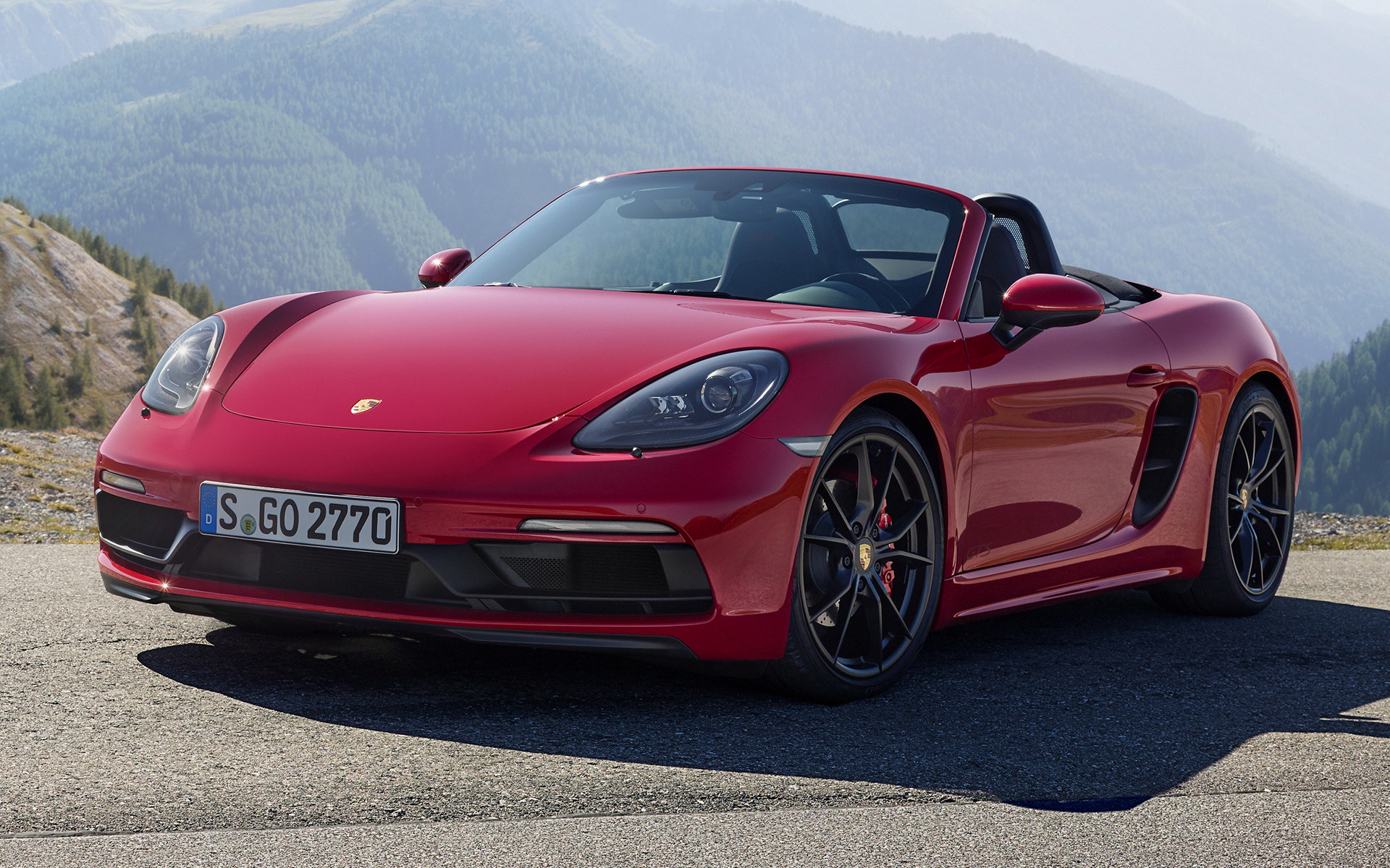 2017 Porsche 718 Boxster GTS Wallpapers and HD Images