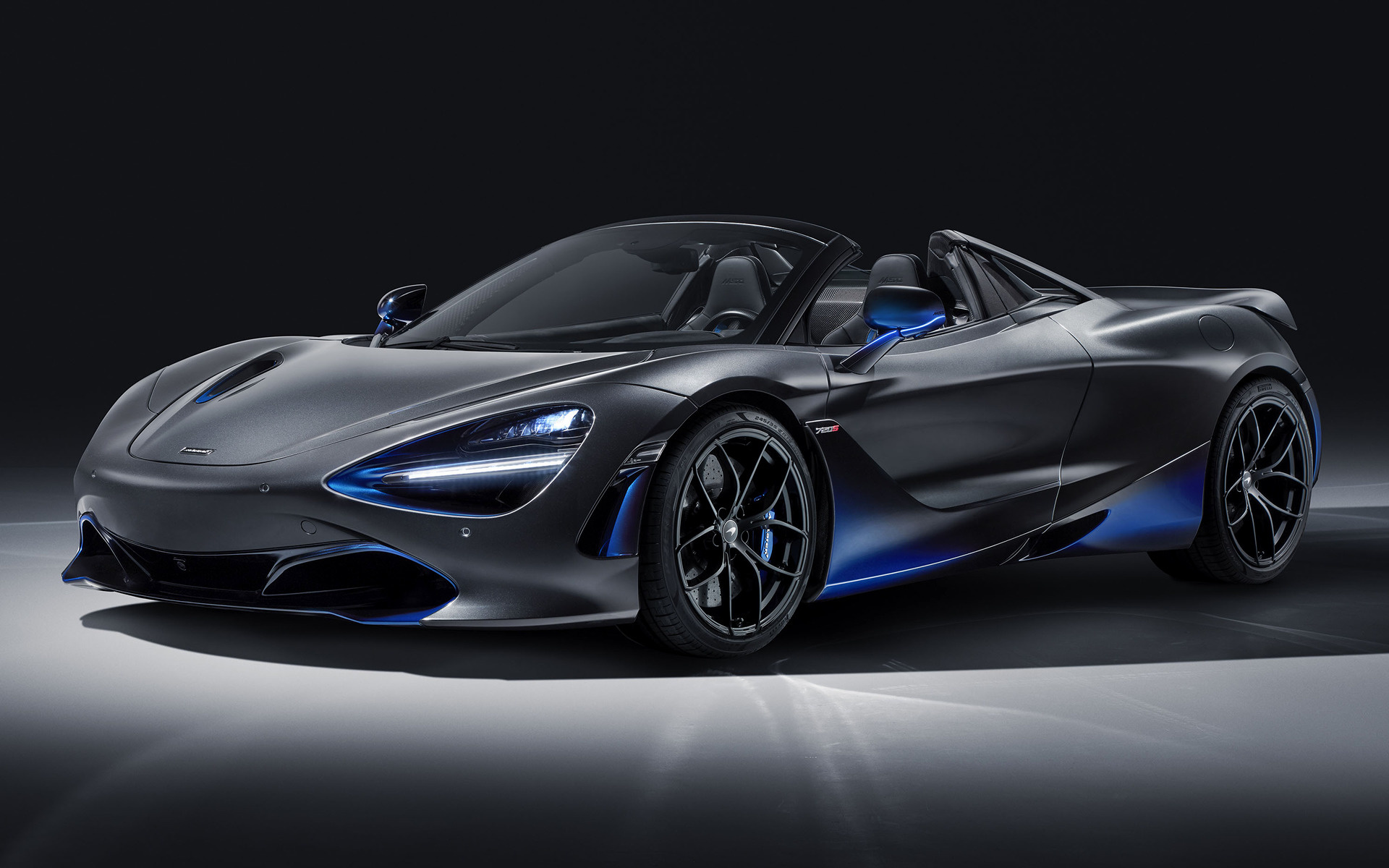 2019 McLaren 720S Spider by MSO - Wallpapers and HD Images ...