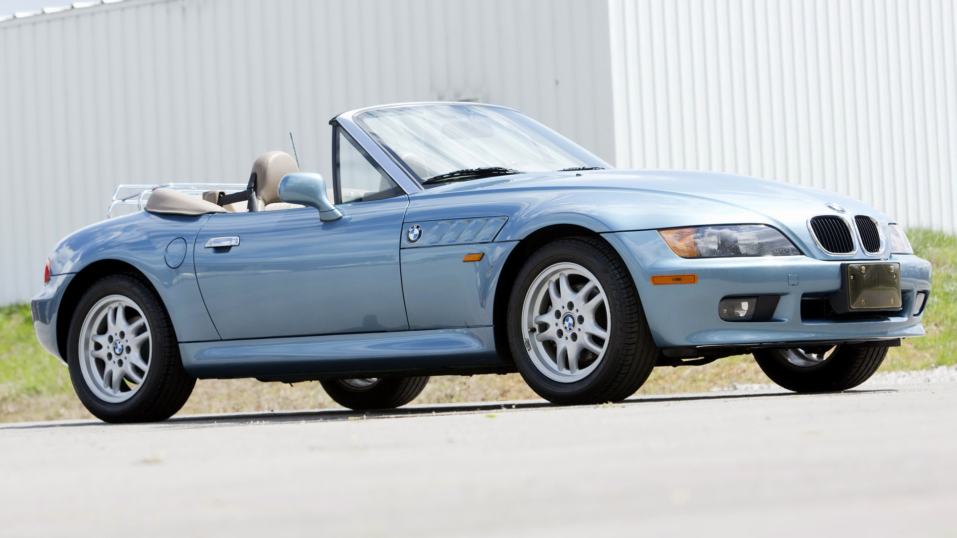 1996 Bmw Z3 James Bond Edition Wallpapers And Hd Images Car Pixel