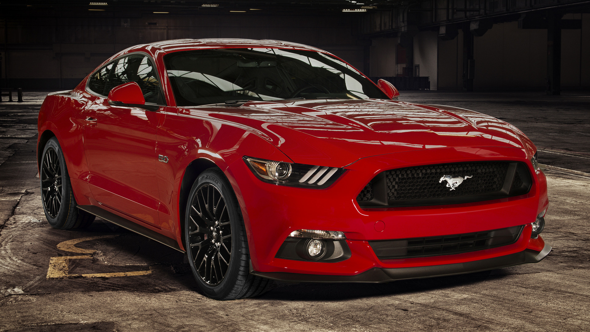 2015 Ford Mustang GT (EU) - Wallpapers and HD Images | Car ...
