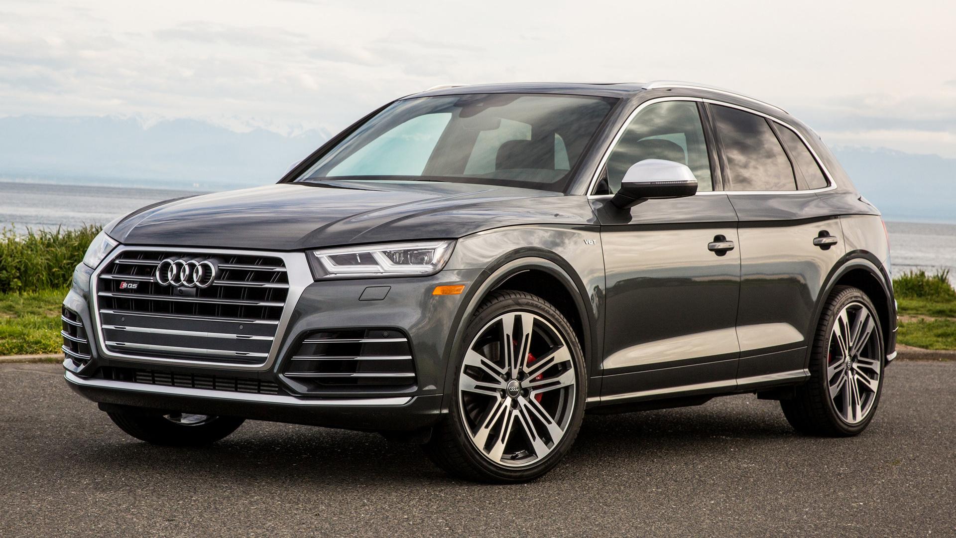2018 Audi Sq5 Us Fondos De Pantalla E Imágenes En Hd