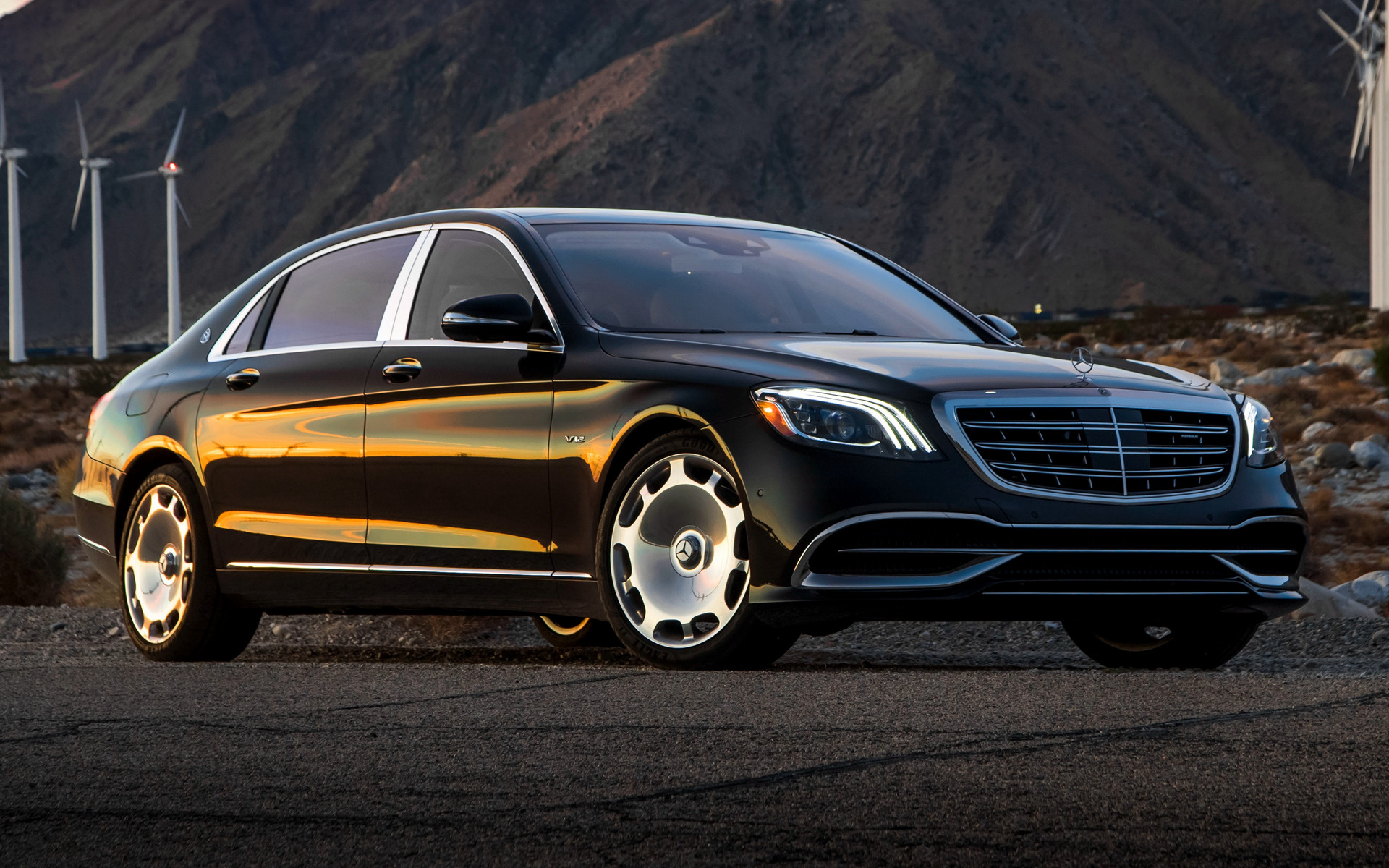 2018 mercedes maybach s class us wallpapers and hd images car pixel. Black Bedroom Furniture Sets. Home Design Ideas