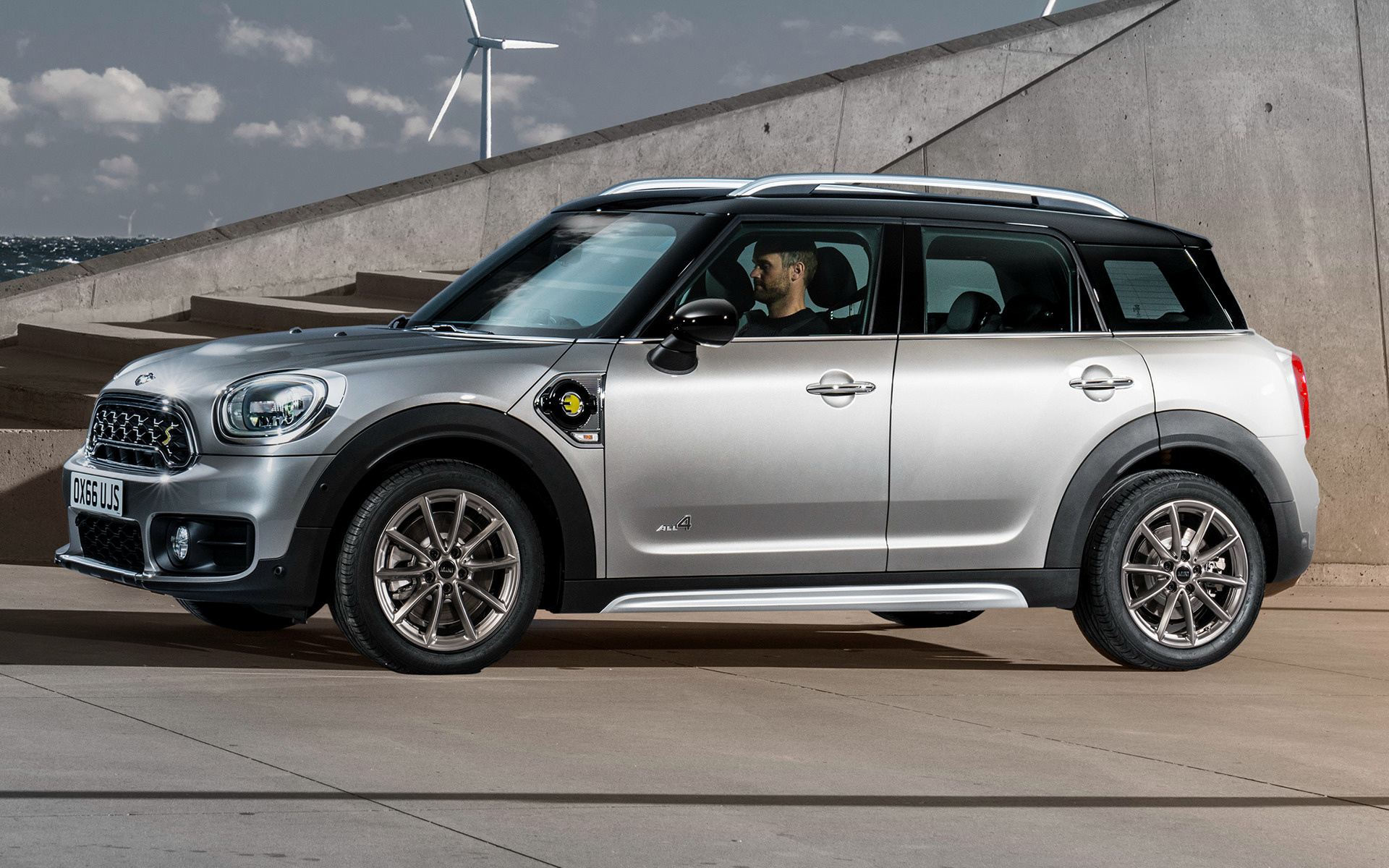 Mini Cooper S E Countryman 2017 Wallpapers And Hd Images