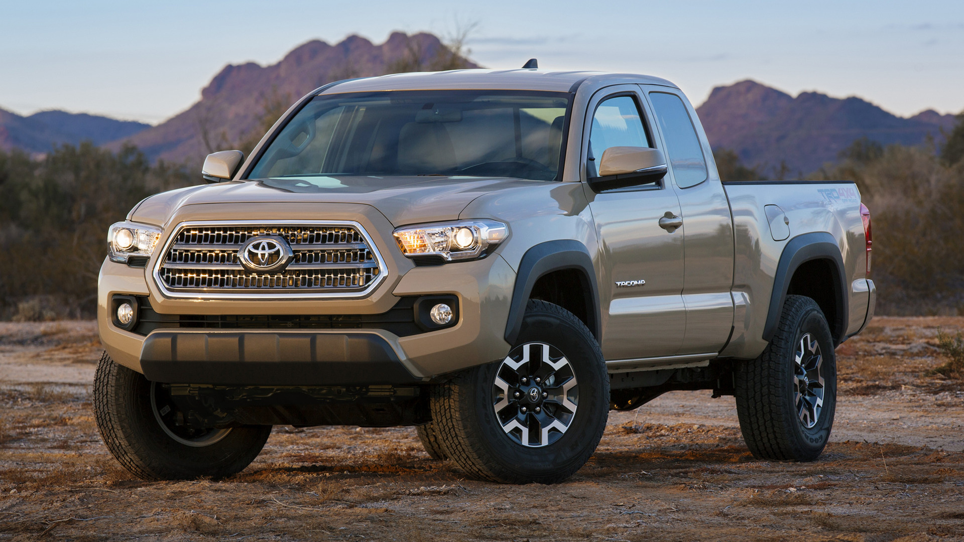 2016 Toyota Tacoma Access Cab >> 2016 Toyota Tacoma TRD Off-Road Access Cab - Wallpapers and HD Images | Car Pixel