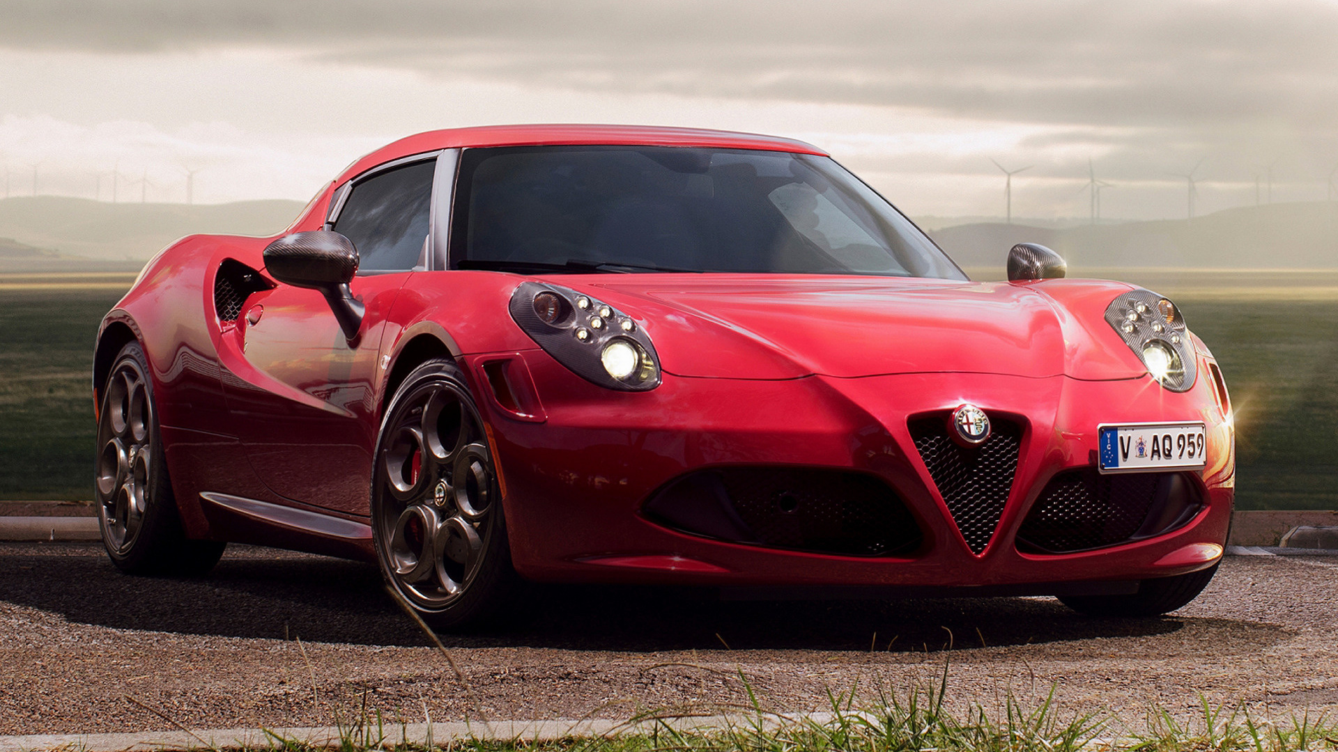 2015 alfa romeo 4c launch edition au wallpapers and hd images car pixel. Black Bedroom Furniture Sets. Home Design Ideas