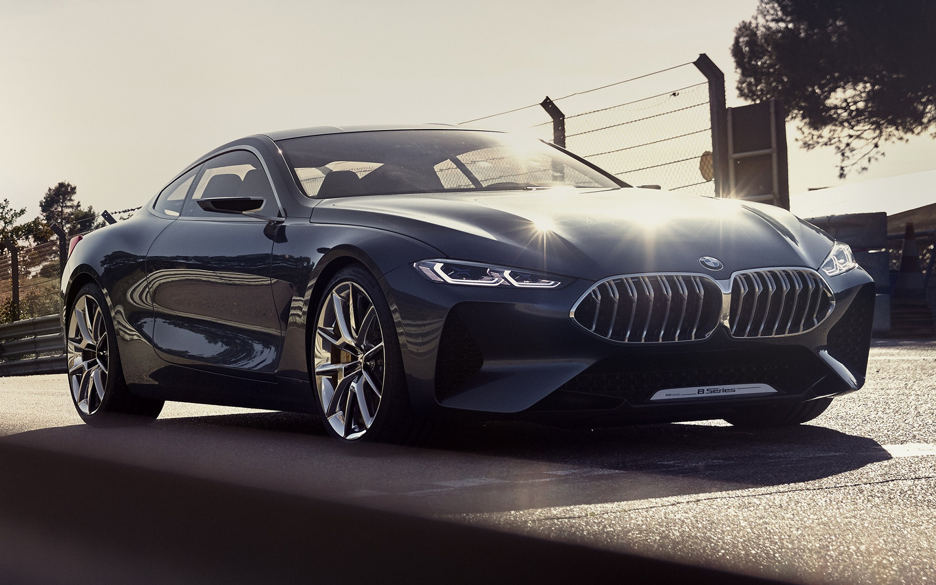 bmw concept 8 series 2017 wallpapers and hd images car pixel. Black Bedroom Furniture Sets. Home Design Ideas