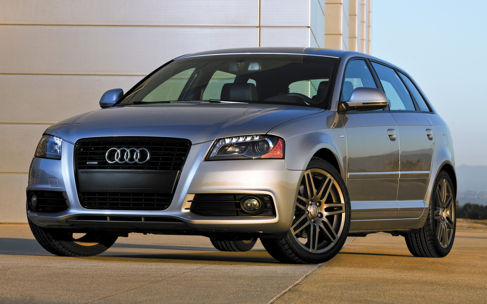 audi a3 sportback s line 2008 us wallpapers and hd images car pixel. Black Bedroom Furniture Sets. Home Design Ideas