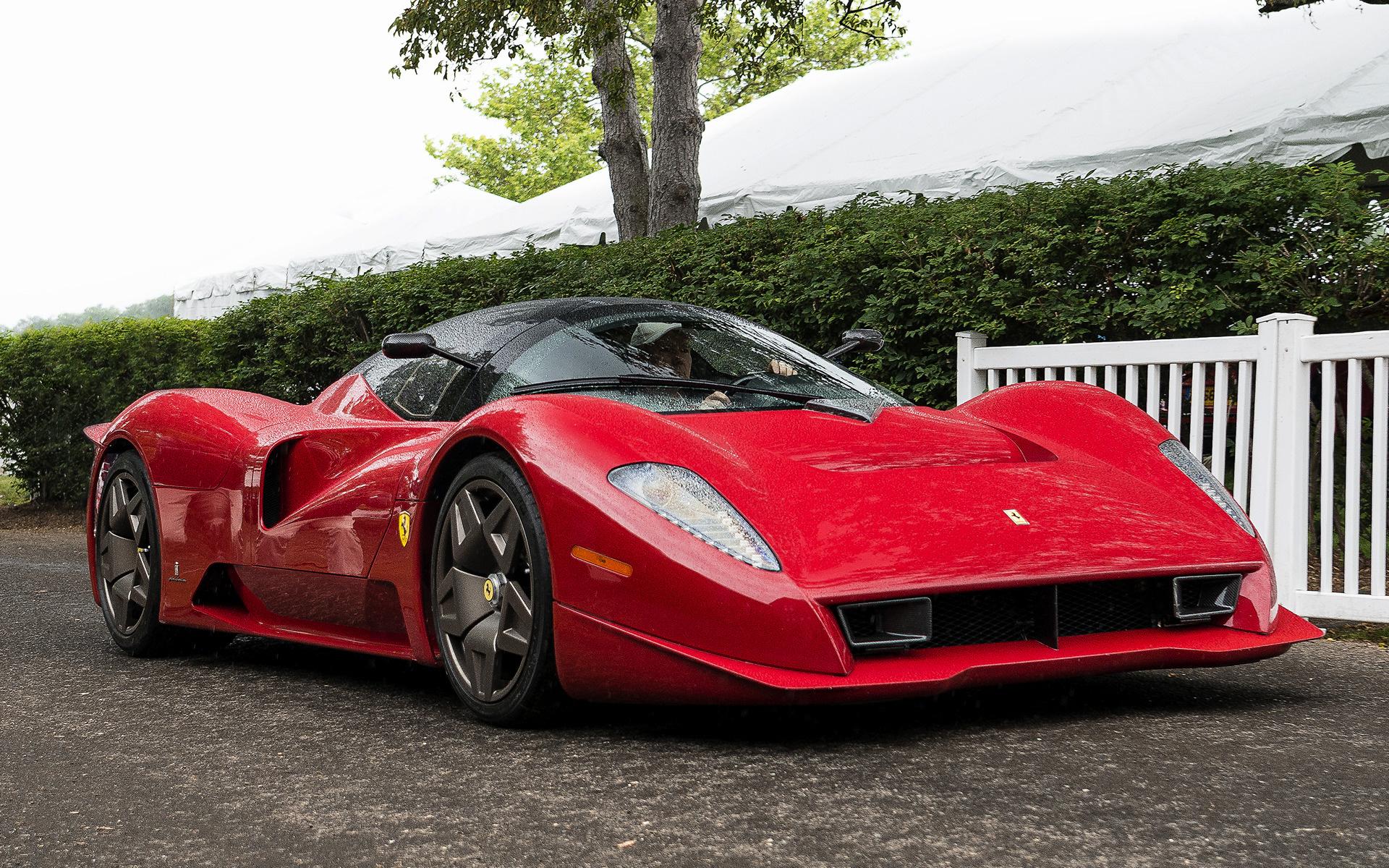 2006 Ferrari P45 By Pininfarina Wallpapers And Hd Images