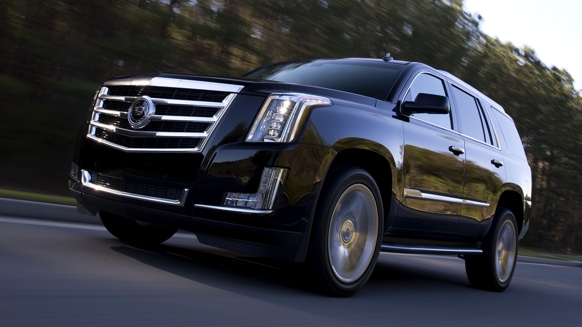 Cadillac Escalade (2015) Wallpapers and HD Images - Car Pixel