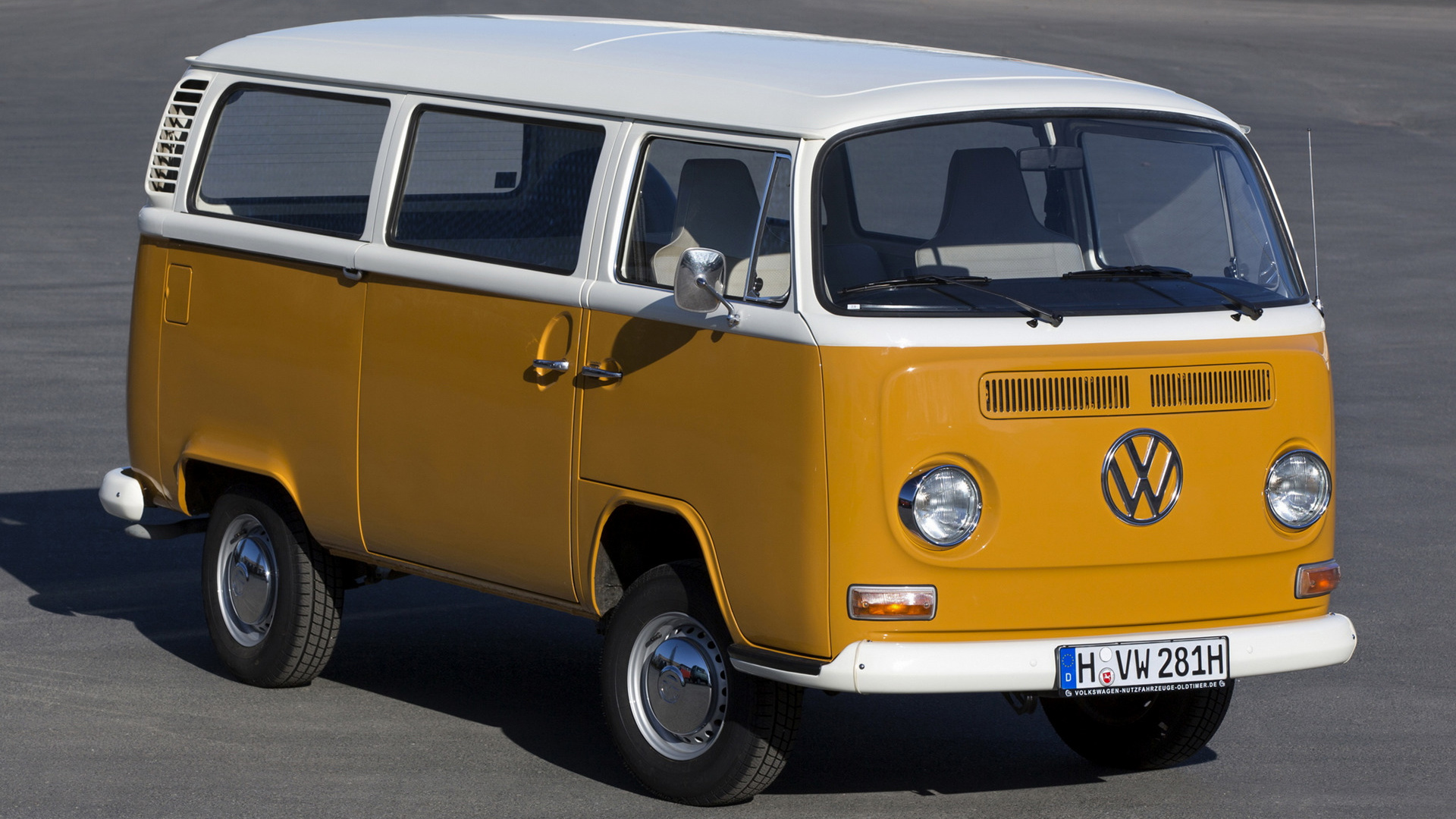 1967 Vw Bus >> 1967 Volkswagen T2 Bus - Wallpapers and HD Images   Car Pixel